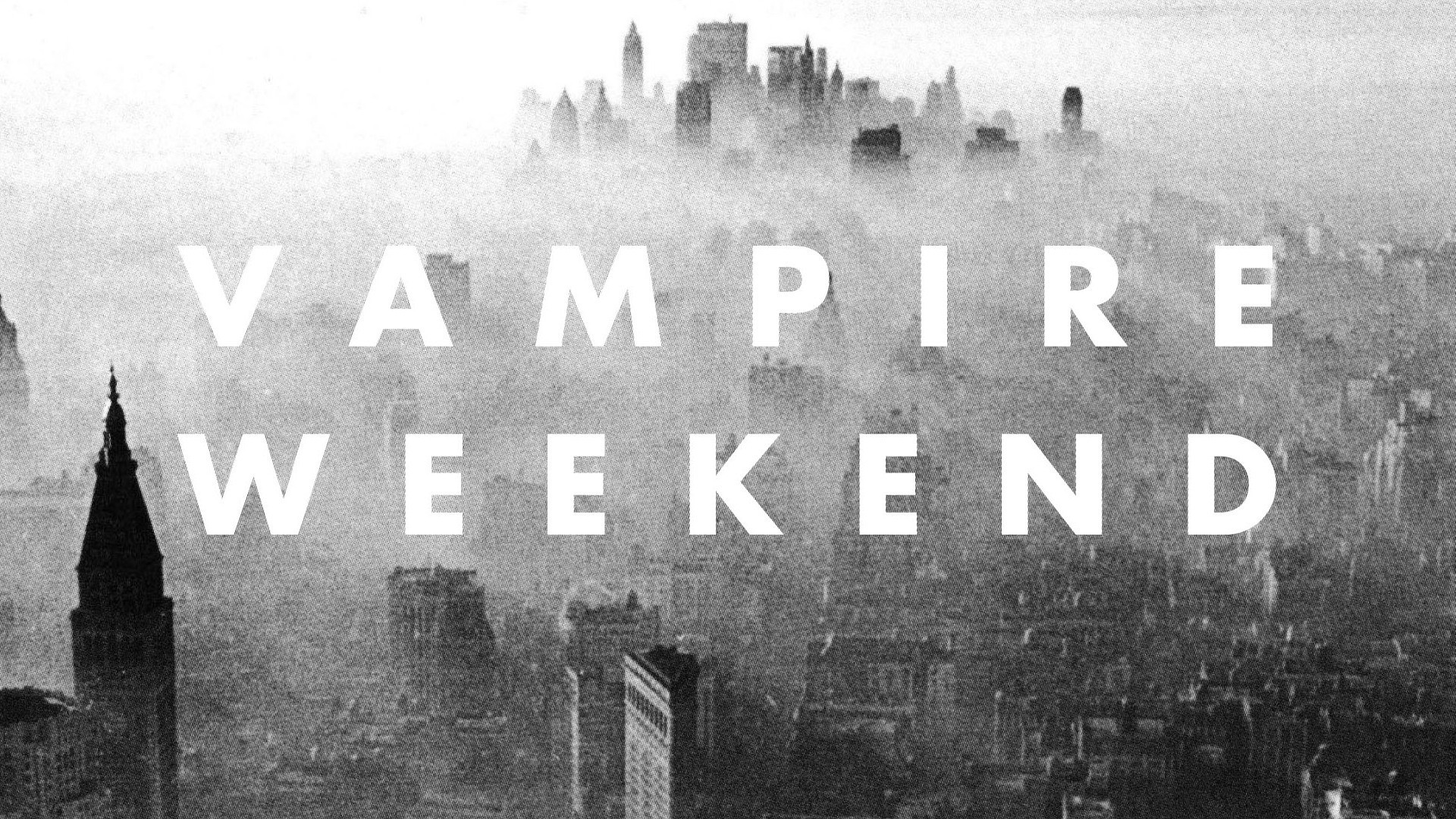 Rock Band Vampire Weekend Cover Art Indie Wallpaper
