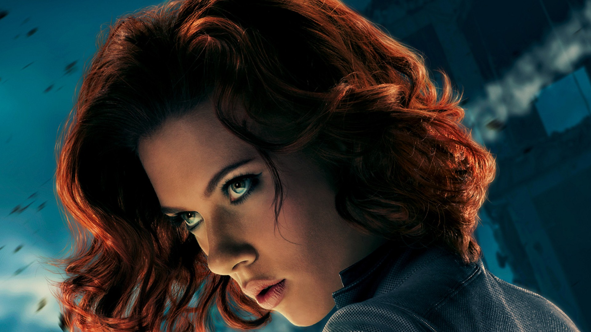 Black Widow Marvel Comics The Avengers Movie Wallpaper