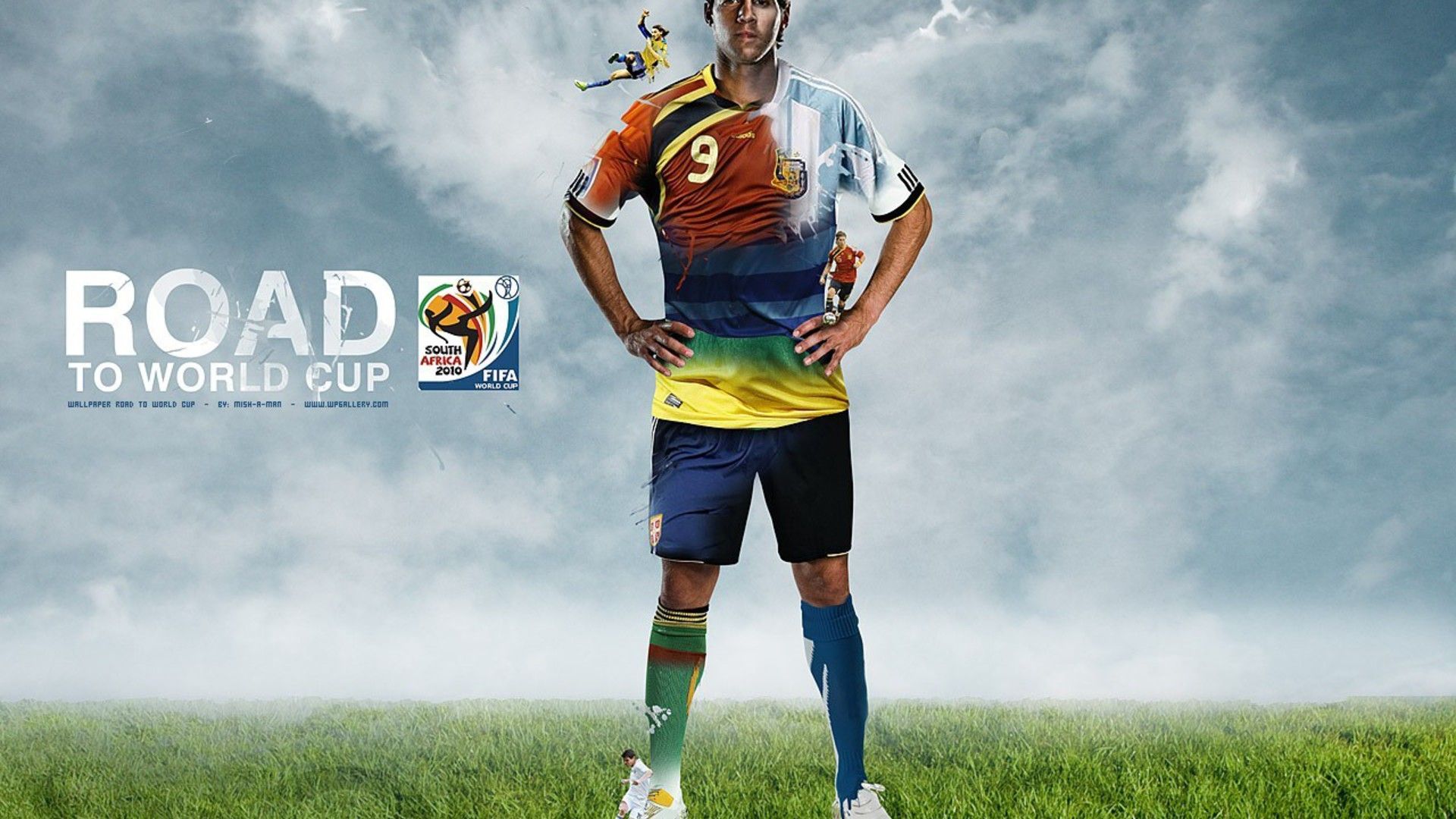 soccer world cup football player wallpaper allwallpaper