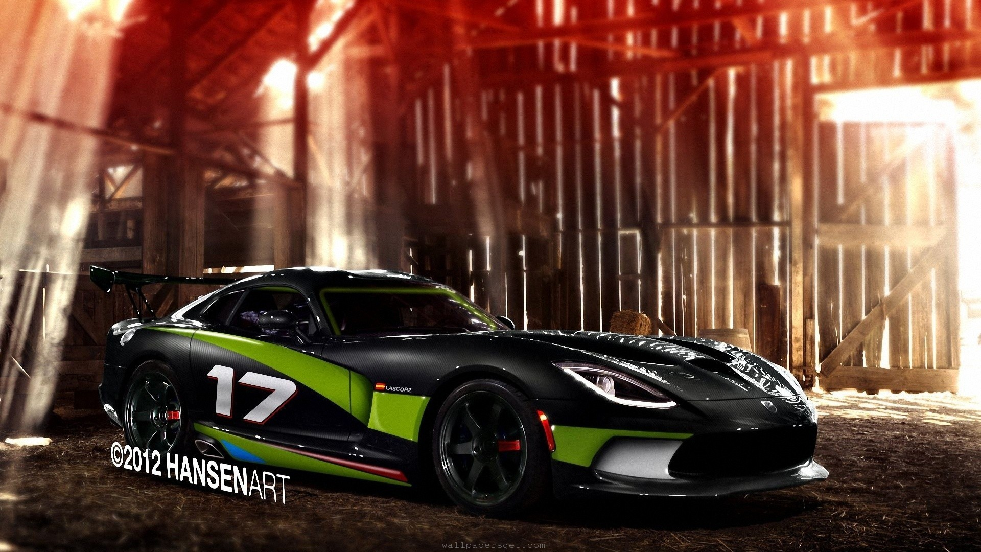 Viper tuning races modified speed muscle car wallpaper ...