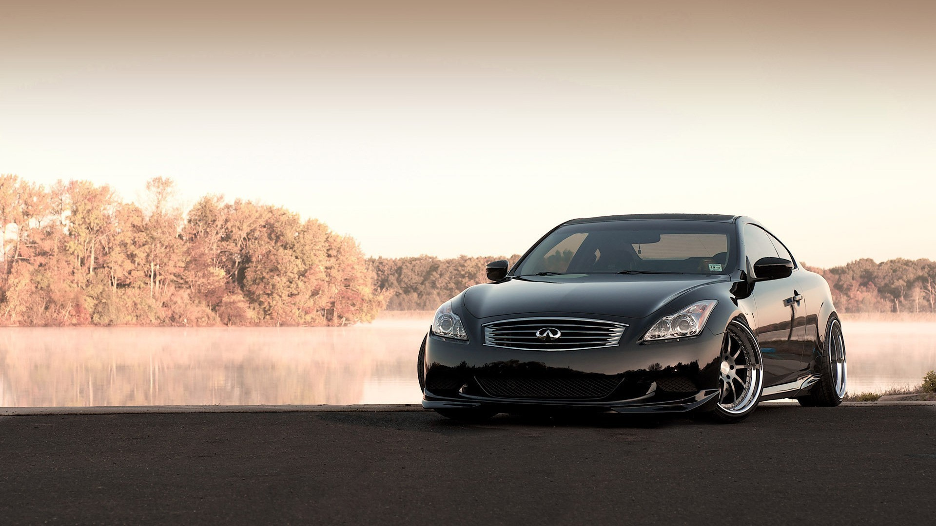 Infiniti Jdm Japanese Domestic Market Automobiles Black Blue Wallpaper