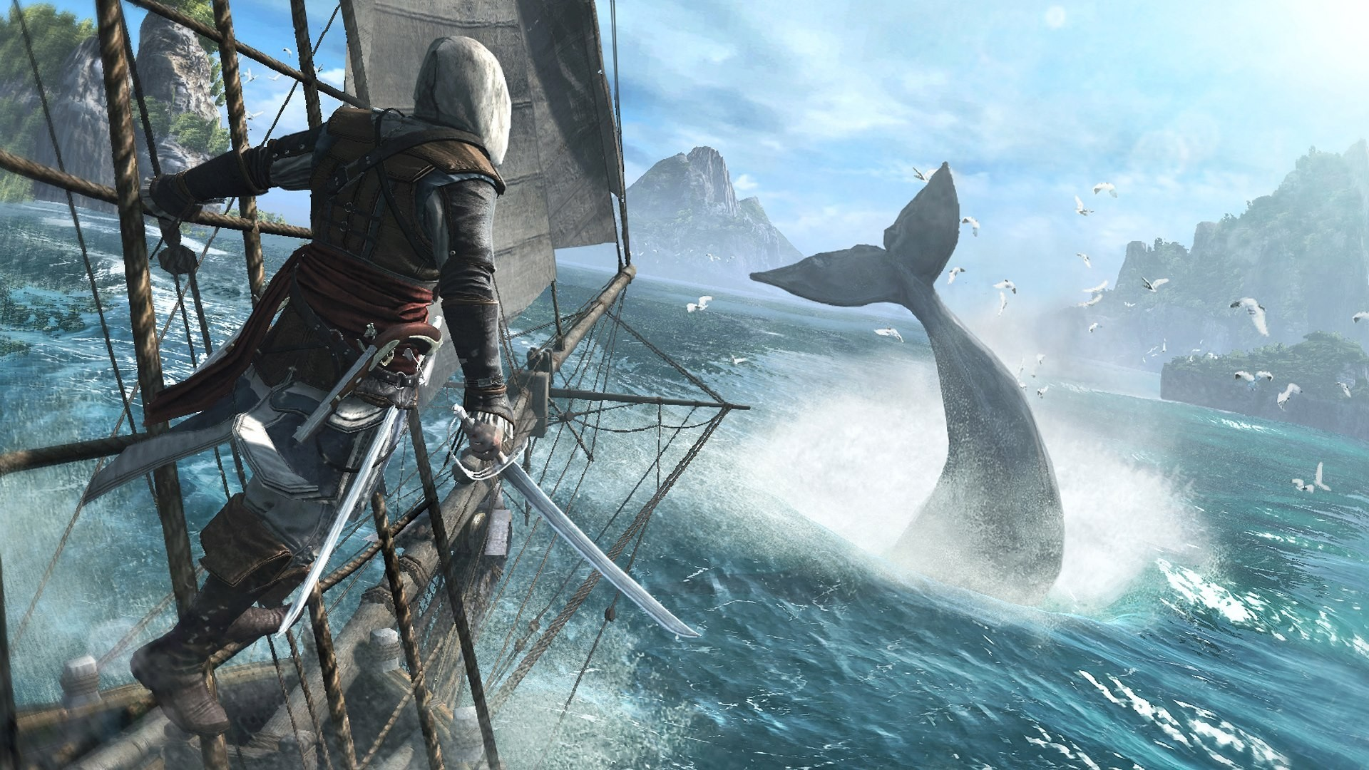 wallpaper assassins creed iv - photo #27