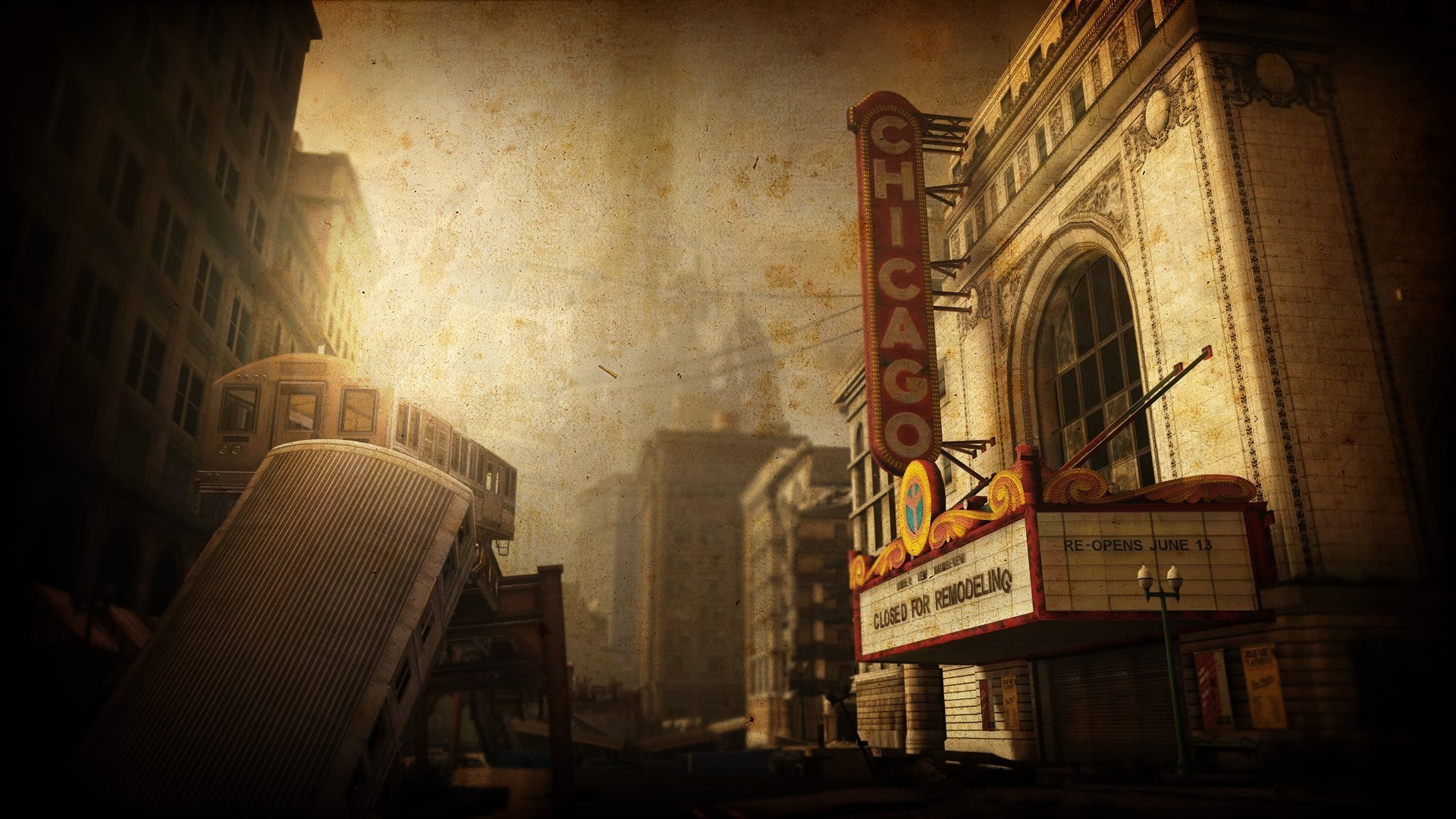 Chicago theatre wallpaper | AllWallpaper.in #4485 | PC | en