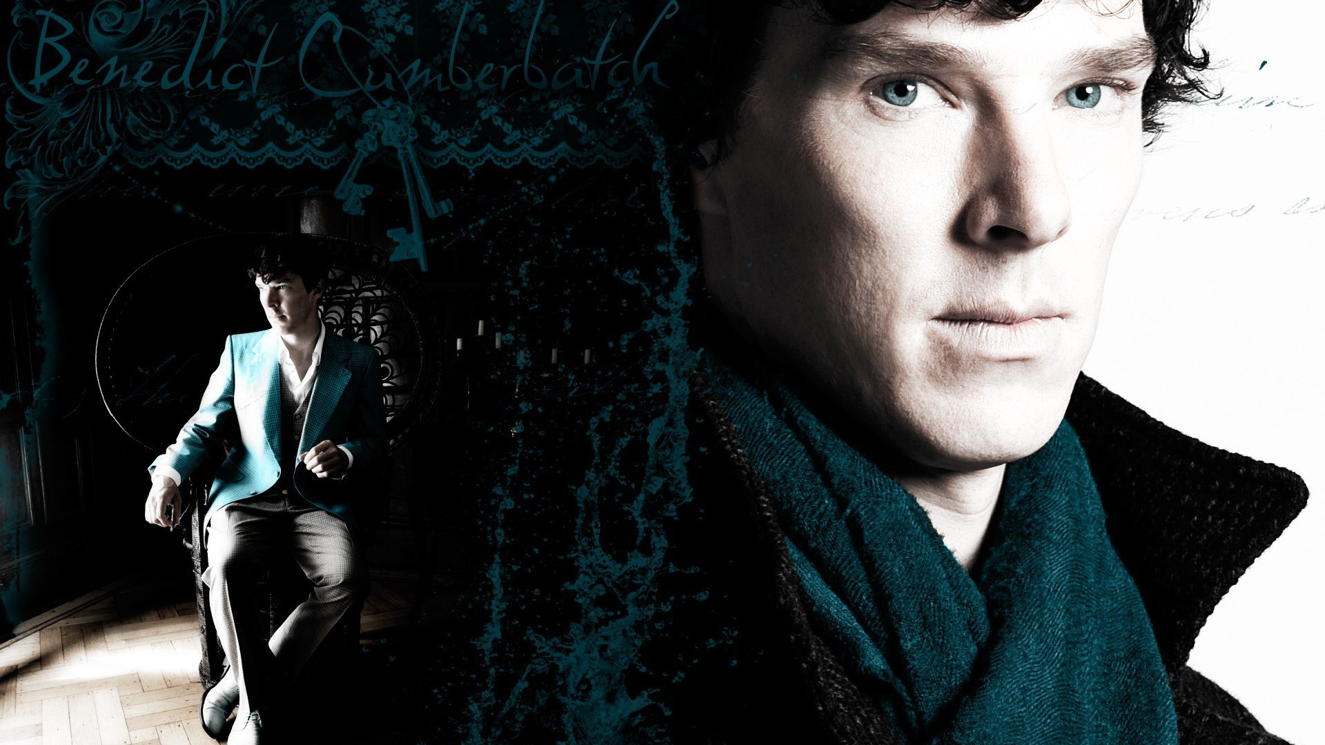 Benedict Cumberbatch Wallpaper Hd: Bbc Benedict Cumberbatch Sherlock Holmes Wallpaper