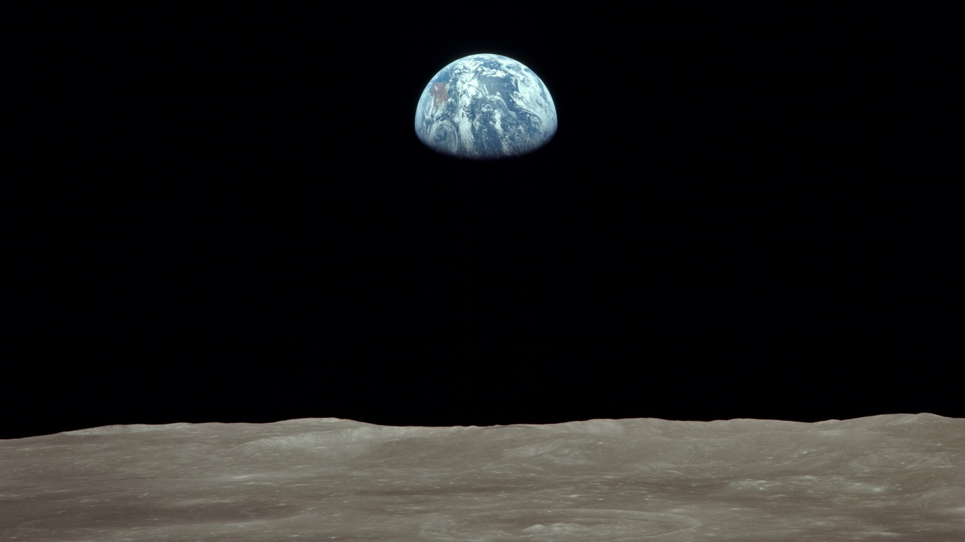 earth from the moon nasa - photo #33