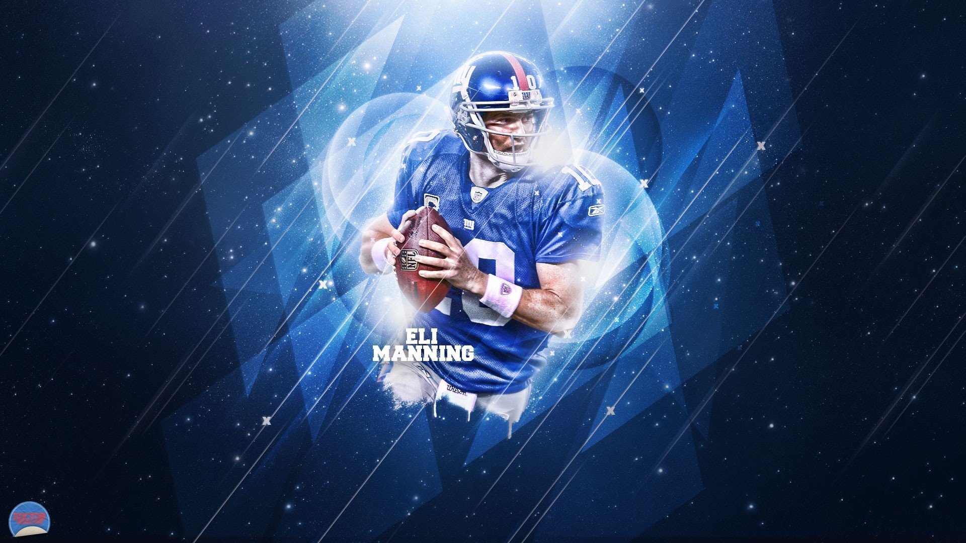 Eli Manning New York Giants Qb Wallpaper