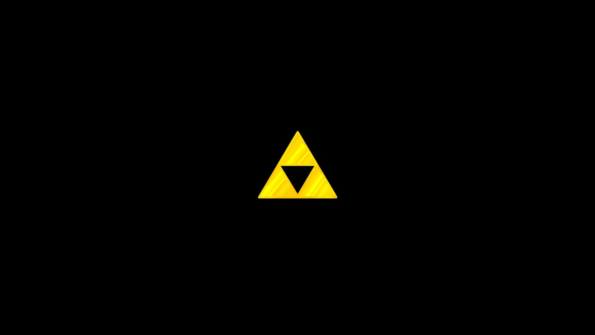 the legend of zelda black background simple triforce wallpaper