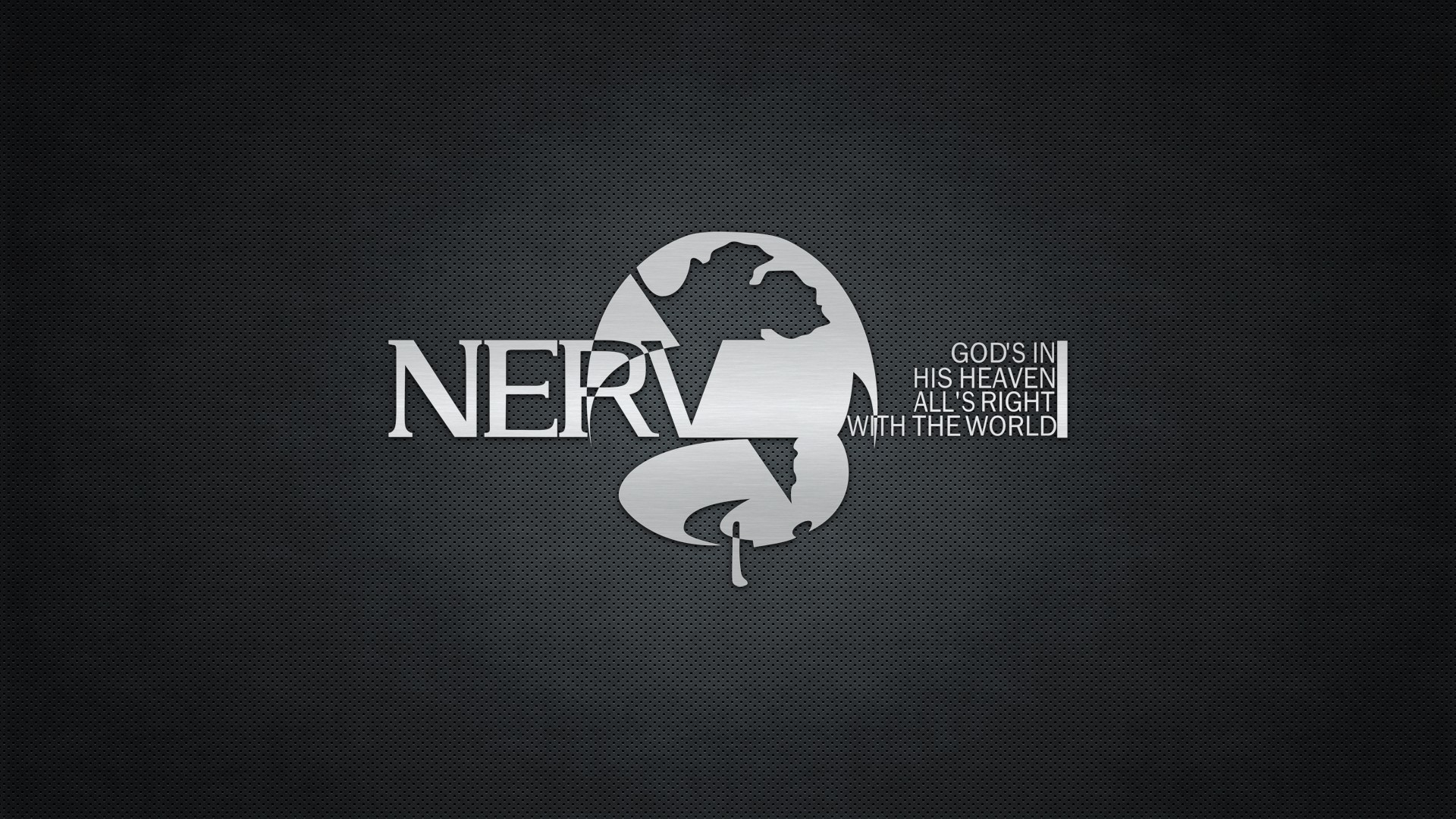 Group Of Evangelion Nerv Wallpaper