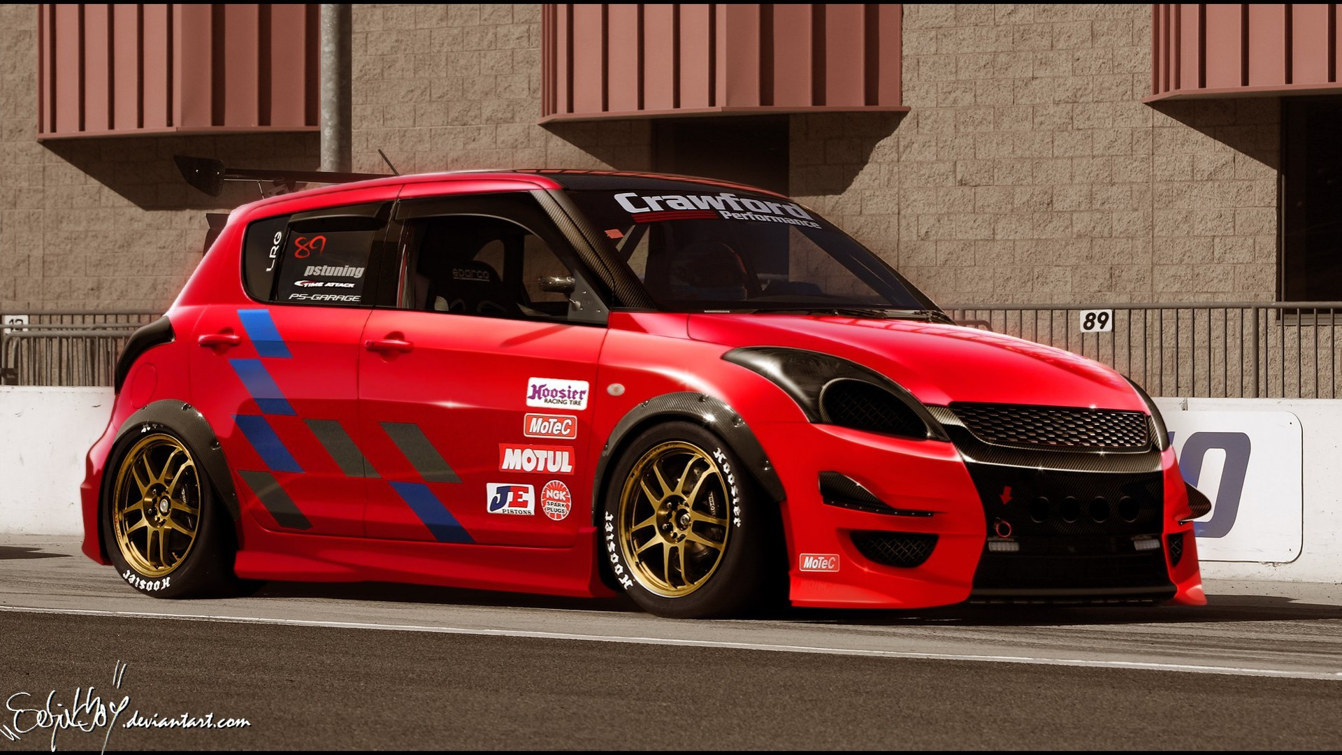 City Cars Wide Body Kit