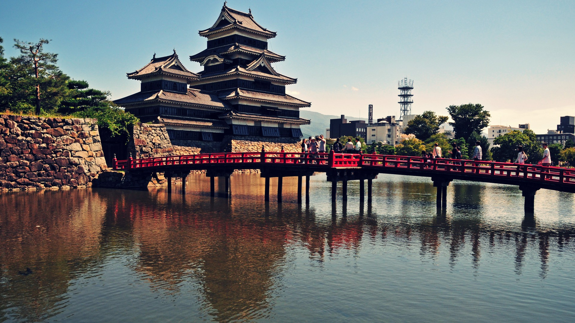 Japanese Architecture Wallpaper 7461