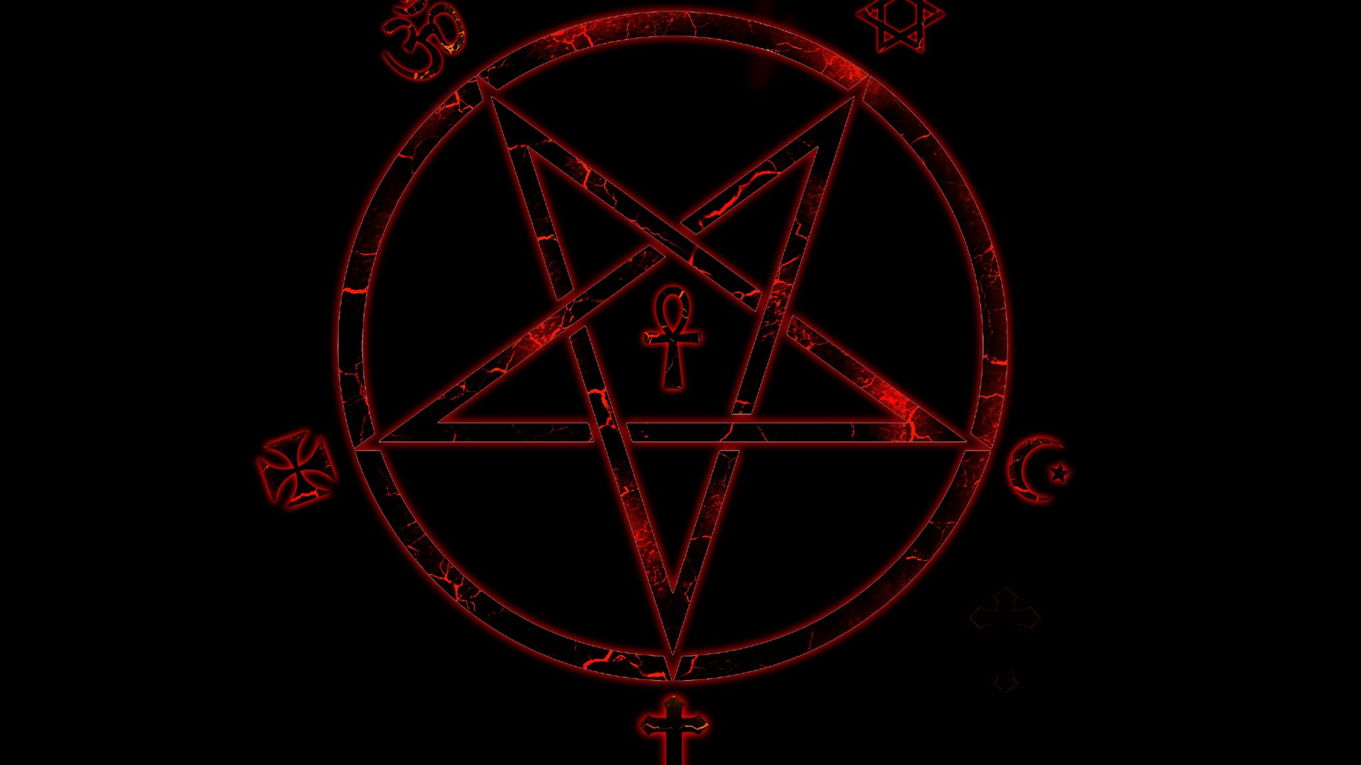 Pentagram wallpaper | AllWallpaper.in #8628 | PC | en