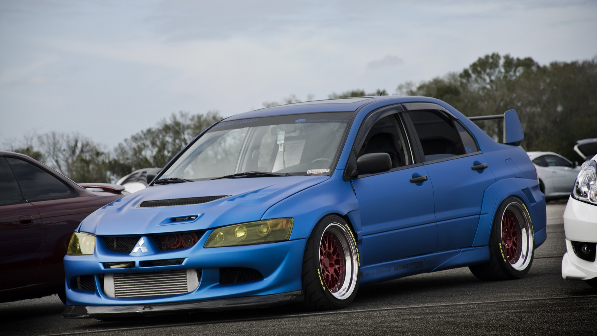 HD wallpapers mitsubishi lancer evolution hd wallpaper