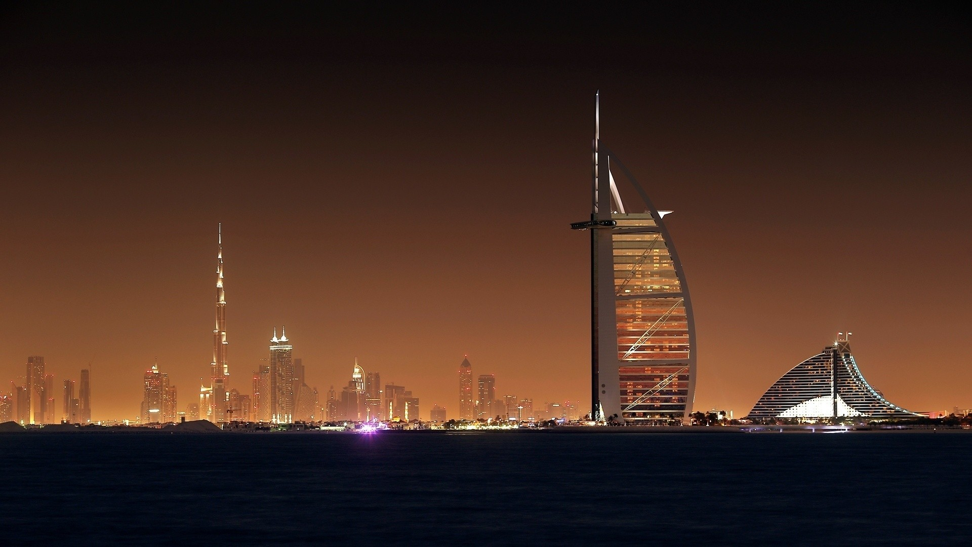 Water cityscapes dubai cities uae wallpaper allwallpaper for Home wallpaper uae