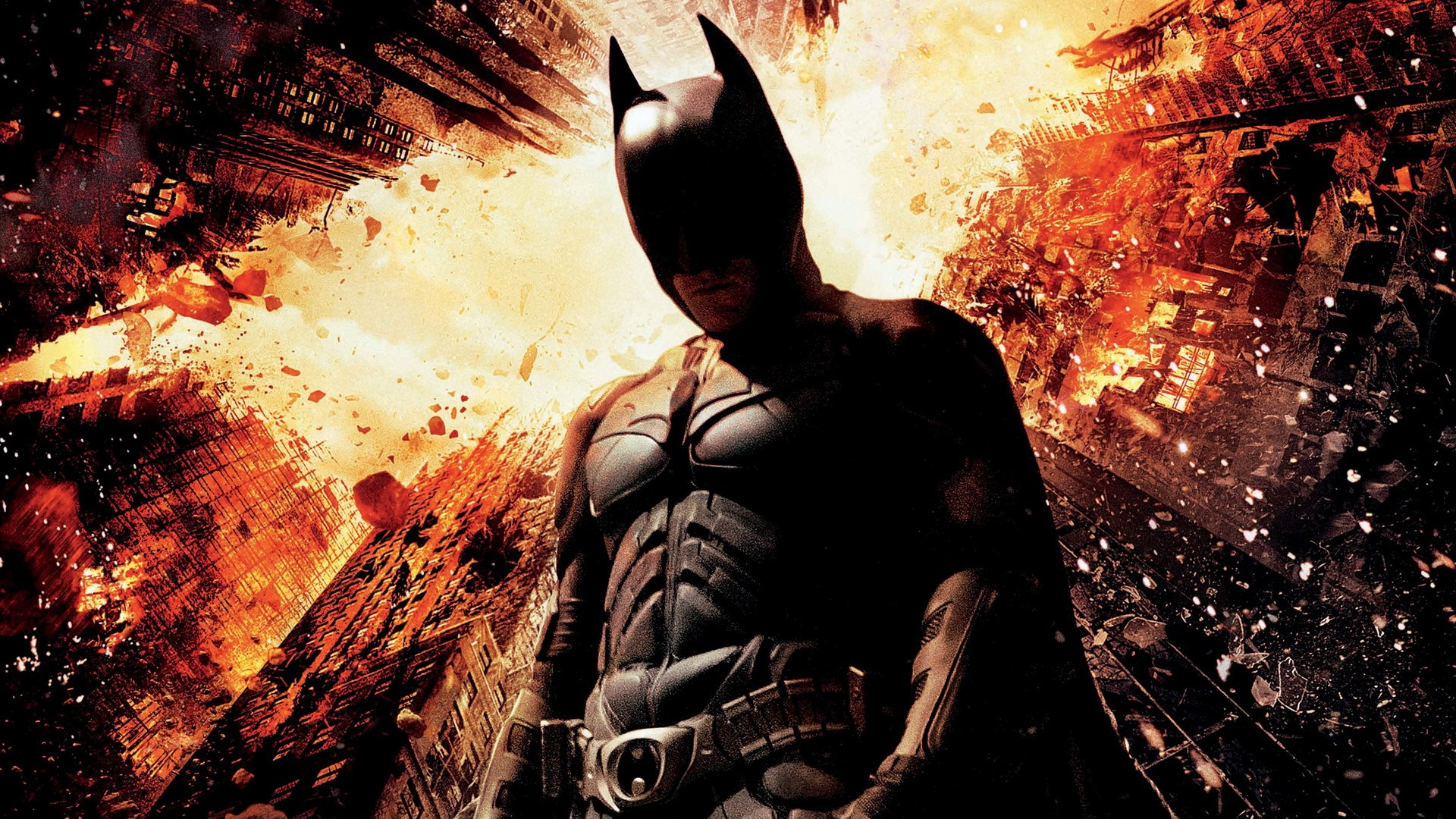 Superheroes Christian Bale The Dark Knight Rises Wallpaper