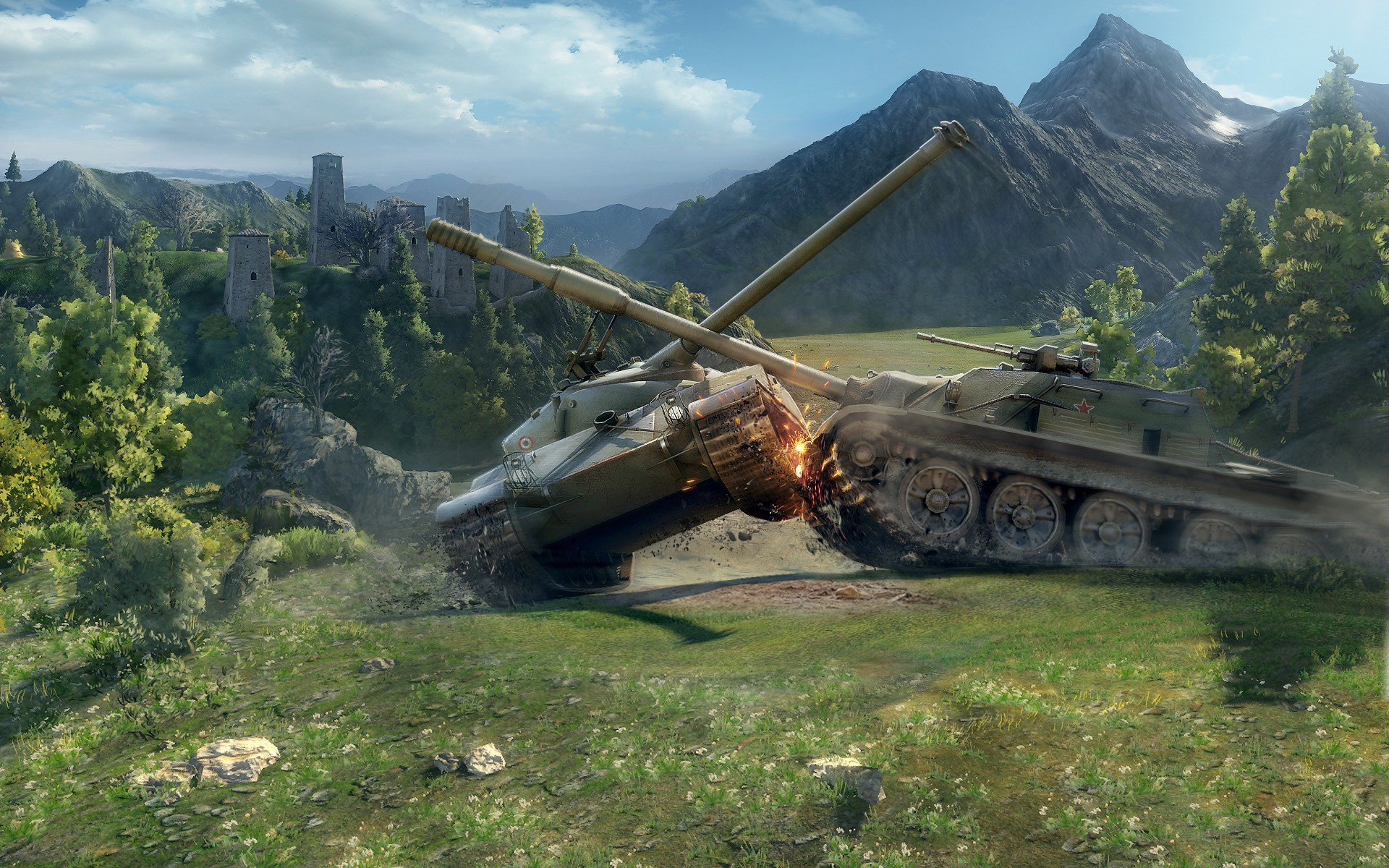 world of tanks hd wallpaper | allwallpaper.in #10111 | pc | en