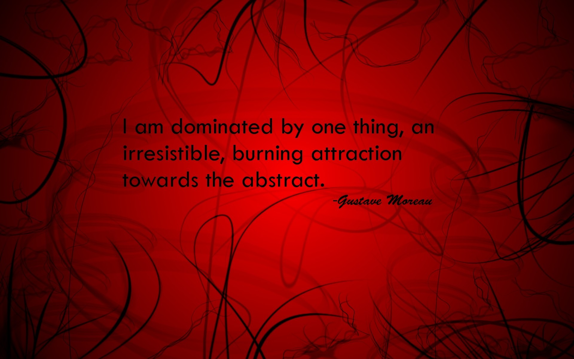 Abstract Red Quotes Background Attractions Wallpaper Allwallpaper