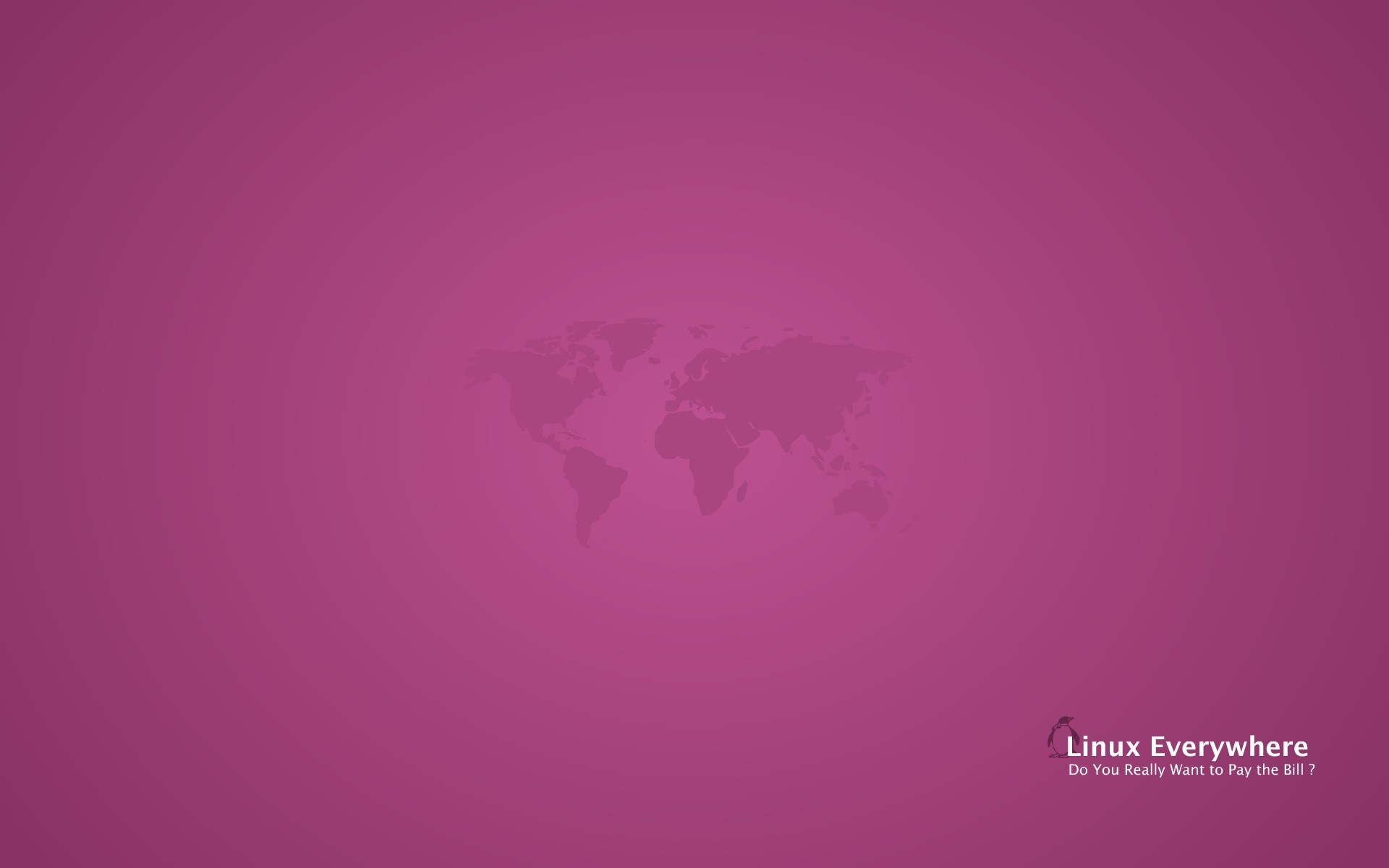 Pink linux world map wallpaper allwallpaper 10376 pc en pink linux world map wallpaper gumiabroncs Image collections