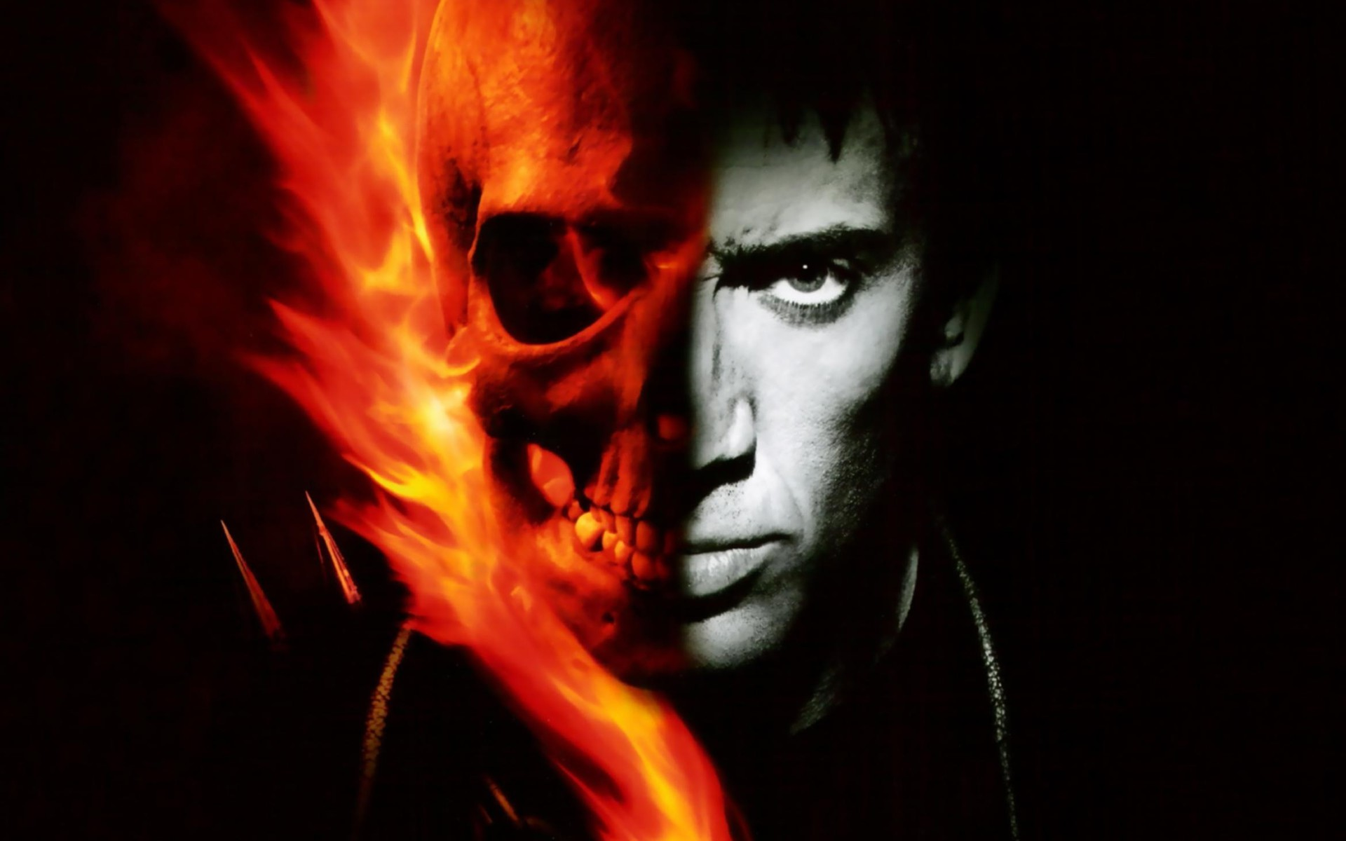ghost rider 2 wallpapers hd
