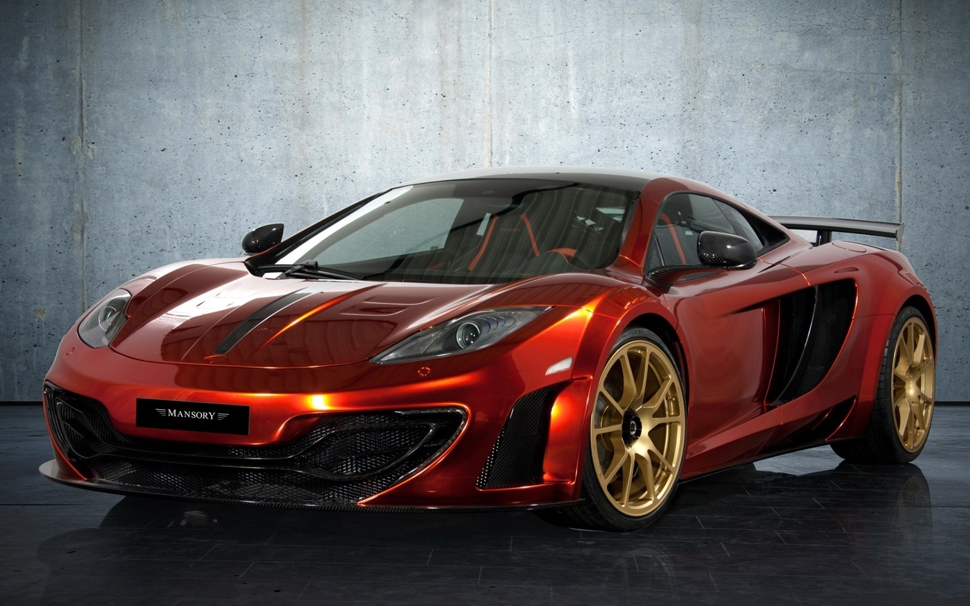 Cars Sports Vehicles Mclaren Mp4 12c Mansory Tuned Wallpaper