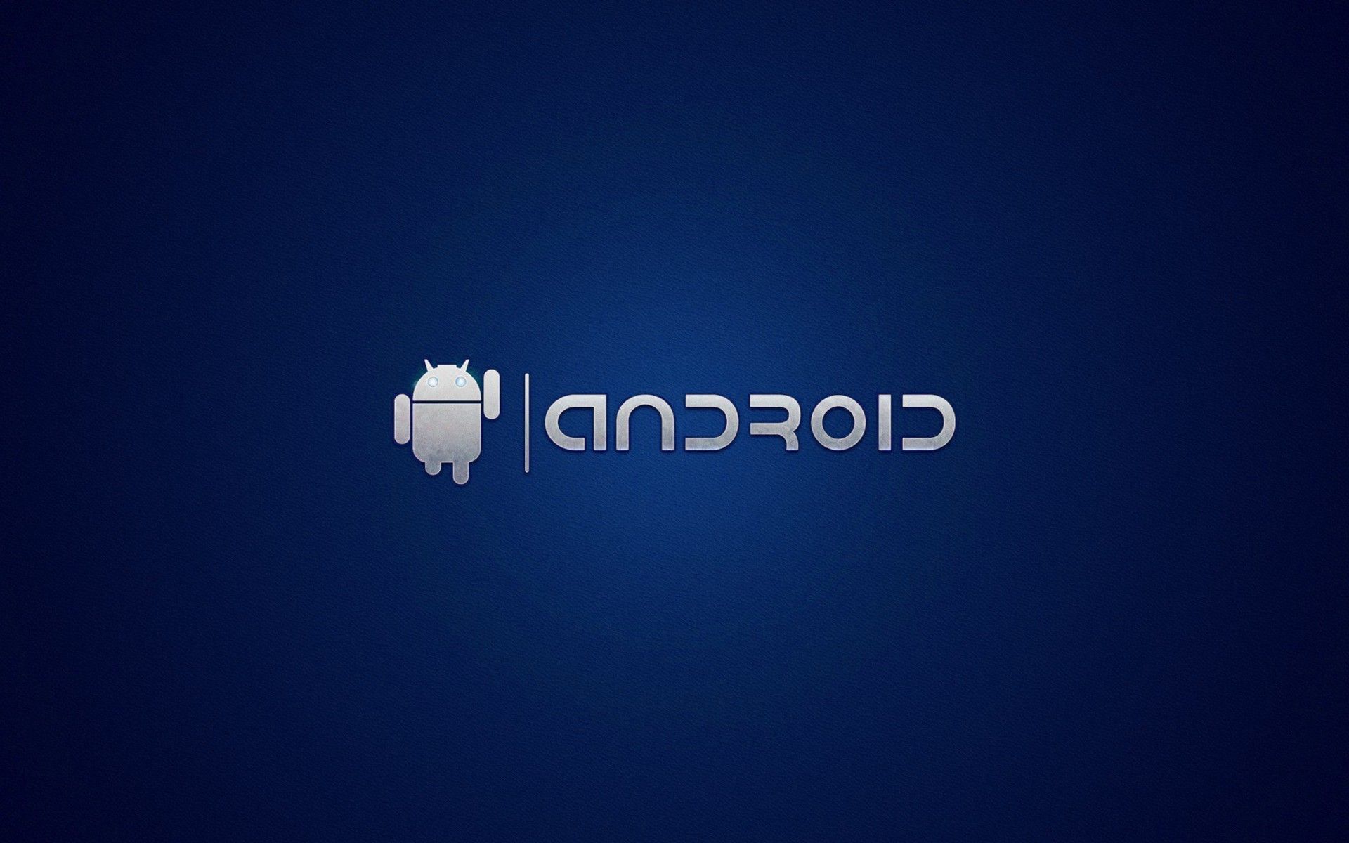 Wallpaper Android Blue