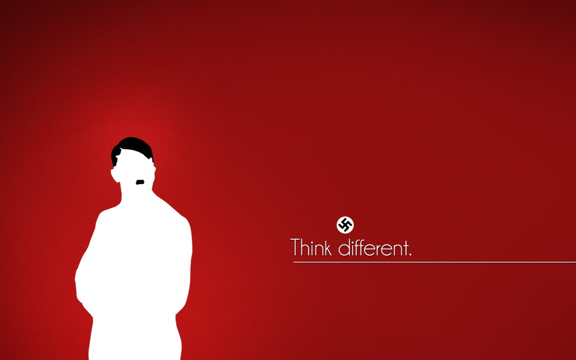 Minimalistic text nazi adolf hitler red background wallpaper wallpaper resolutions biocorpaavc Images