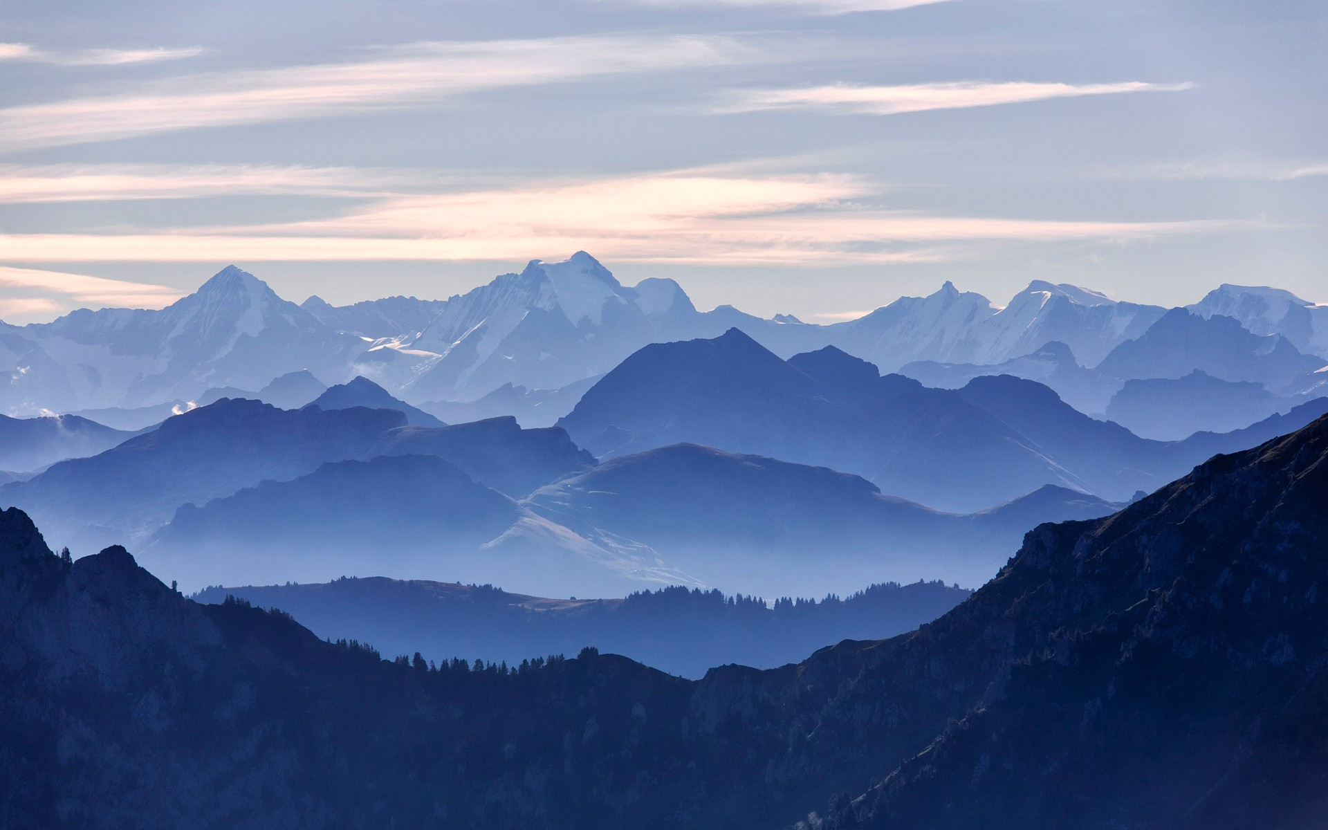 Top Wallpaper Mountain Blue - blue-mountains-clouds-distance-perspective-skies-1920x1200-wallpaper  Collection_682886.jpg