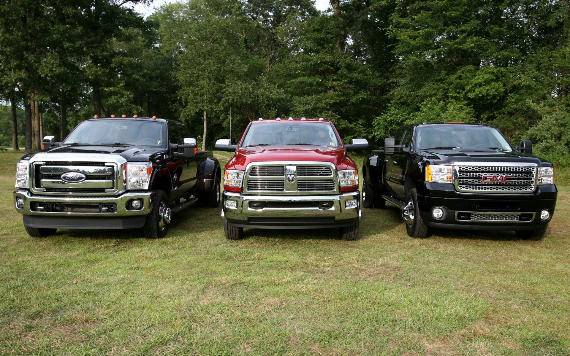 Cars Ford Gmc Dodge Ram Pickup Trucks Wallpaper