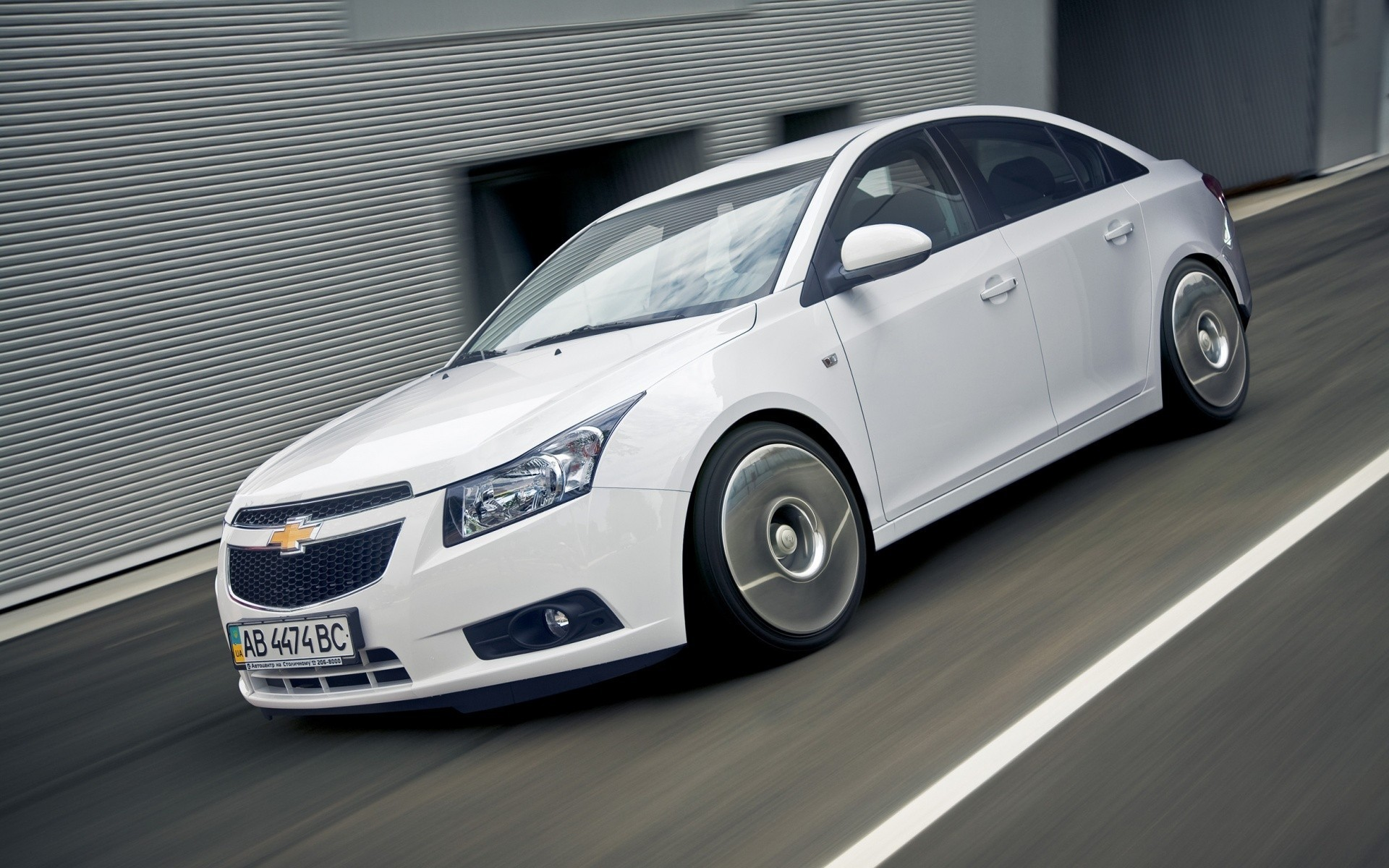 chevrolet cruze cars tuning wallpaper. Black Bedroom Furniture Sets. Home Design Ideas