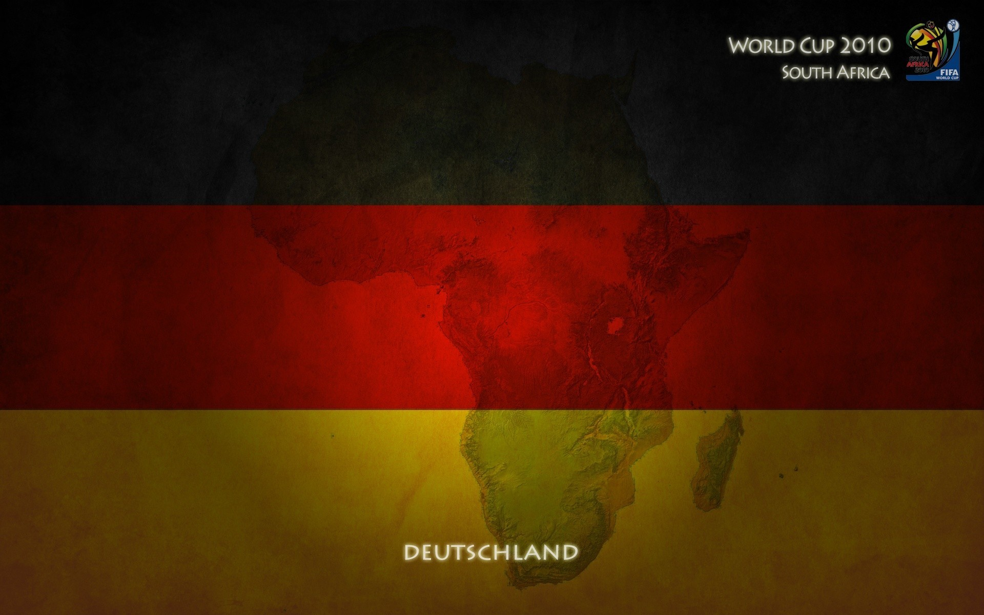 Germany world cup flags wallpaper