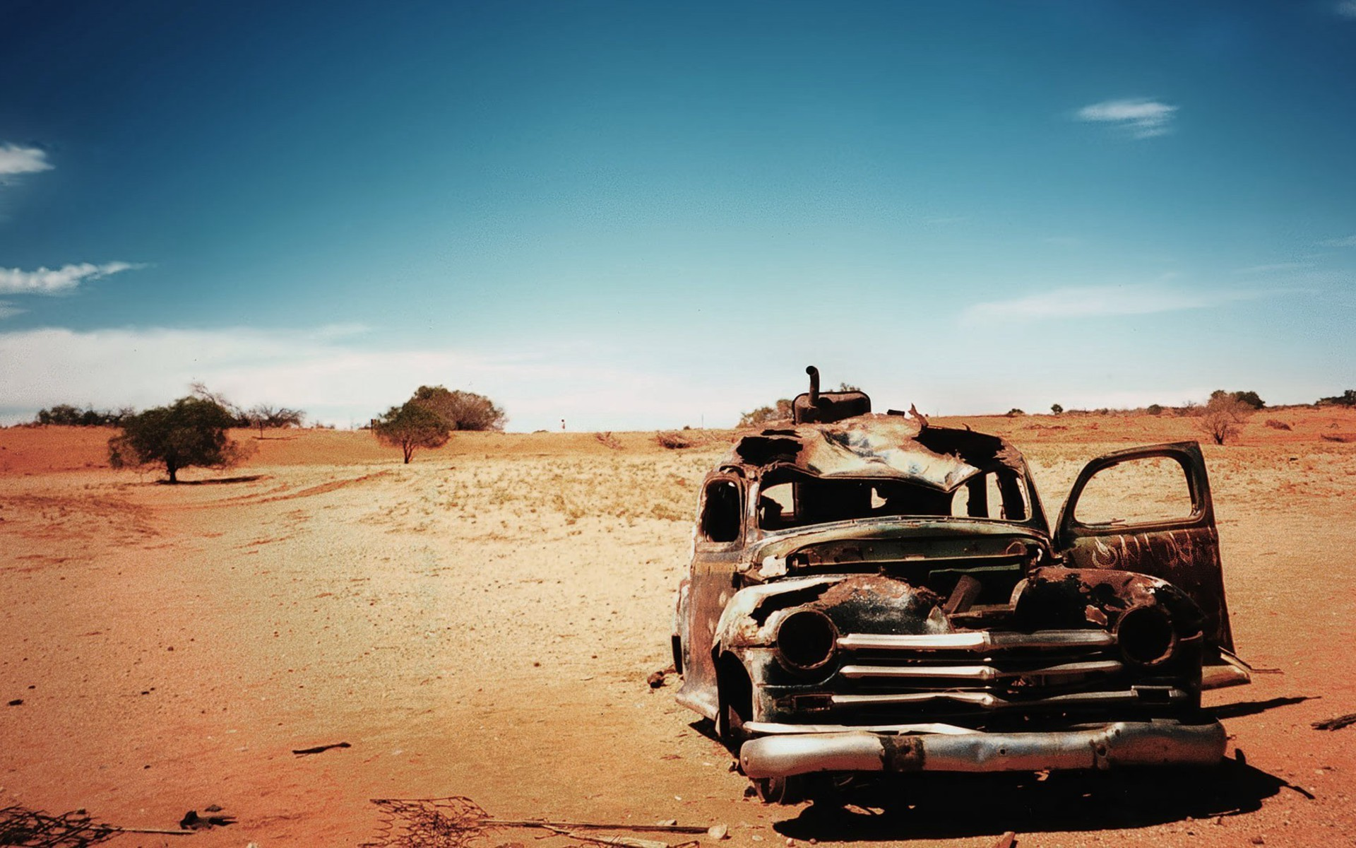 Cars deserts old wrecks wallpaper | AllWallpaper.in #3910 | PC | en