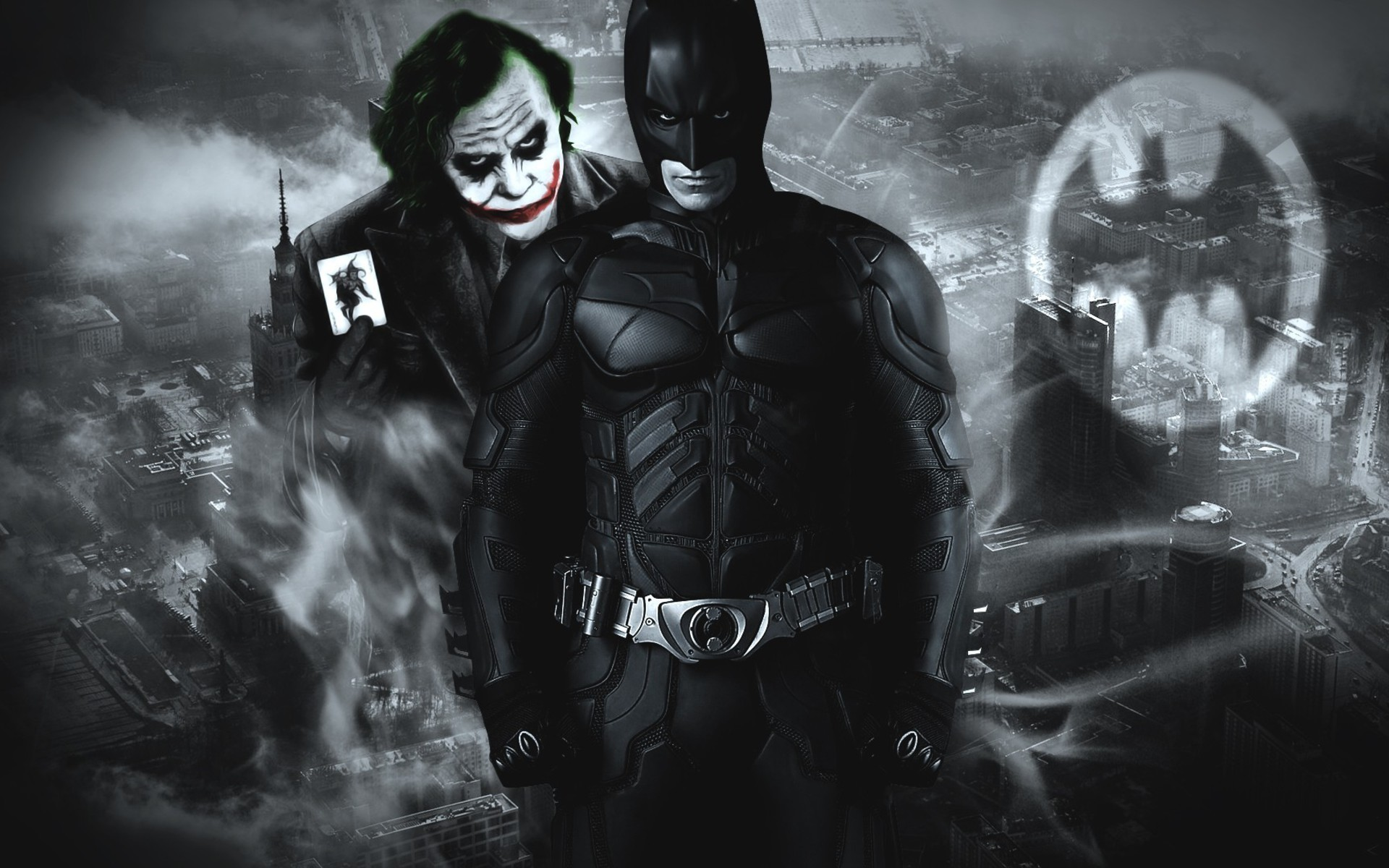 The Dark Knight HD Wallpapers Backgrounds Wallpaper