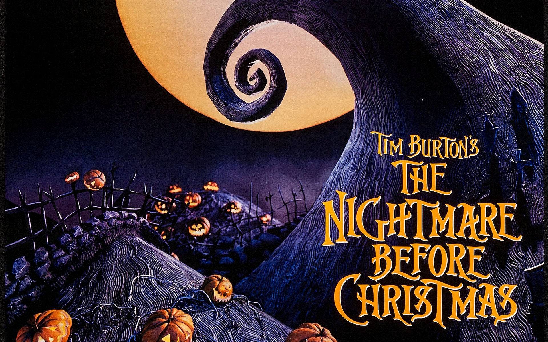 wallpaper resolutions - Is Nightmare Before Christmas A Christmas Movie