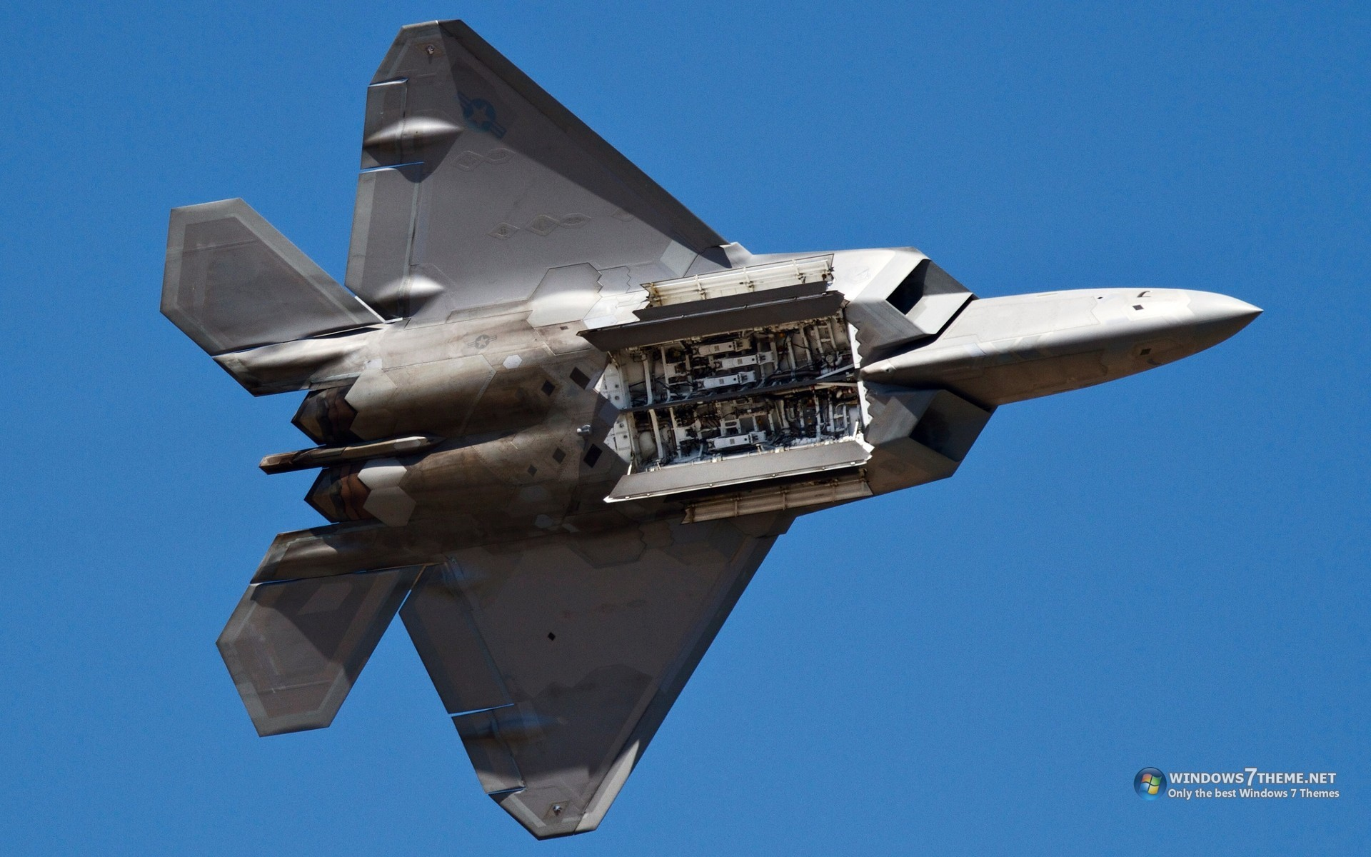 Aircraft Fighter Jets F22 Raptor Wallpaper