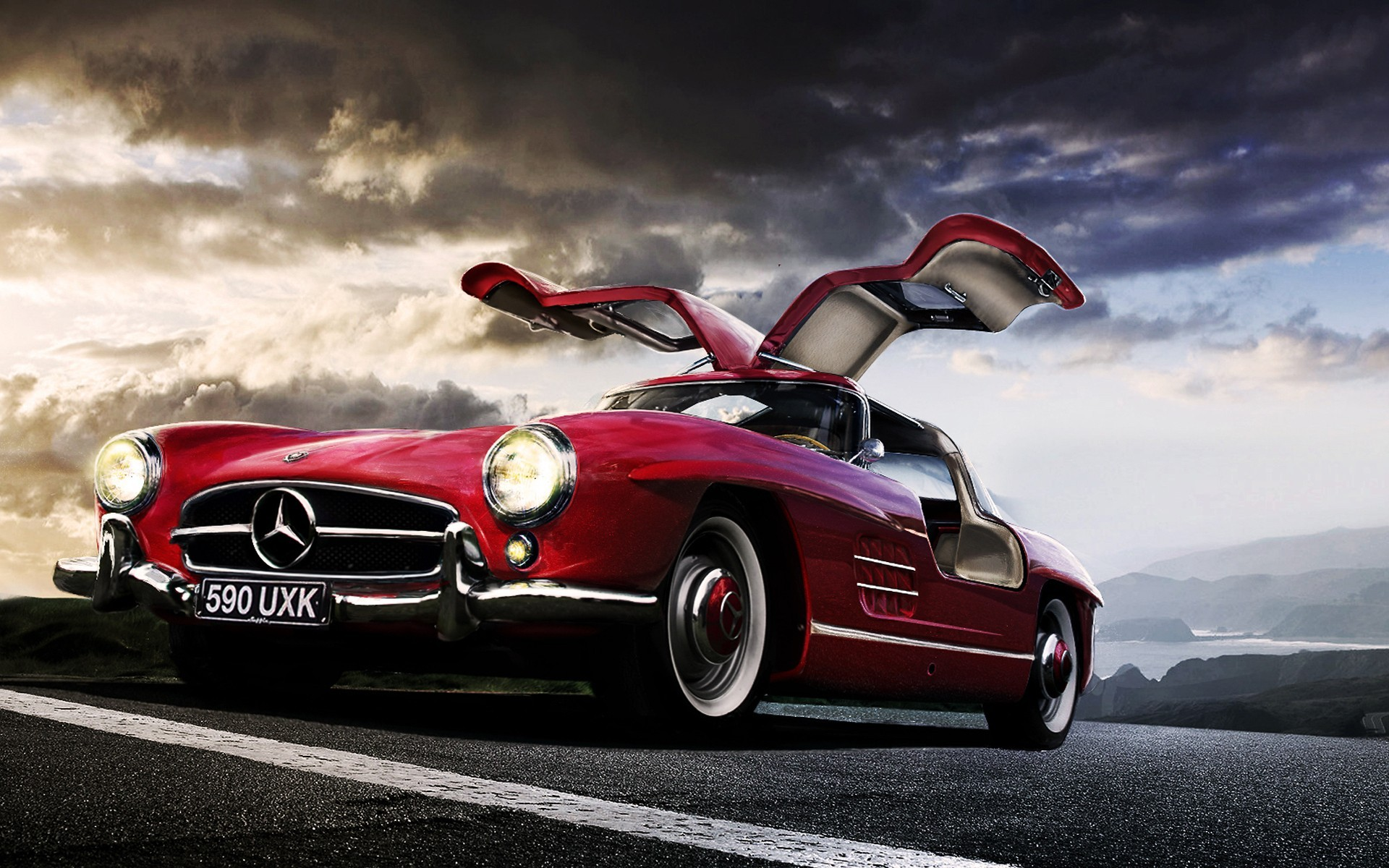 Cars tires mercedes benz wallpaper 8423 for Tires for mercedes benz