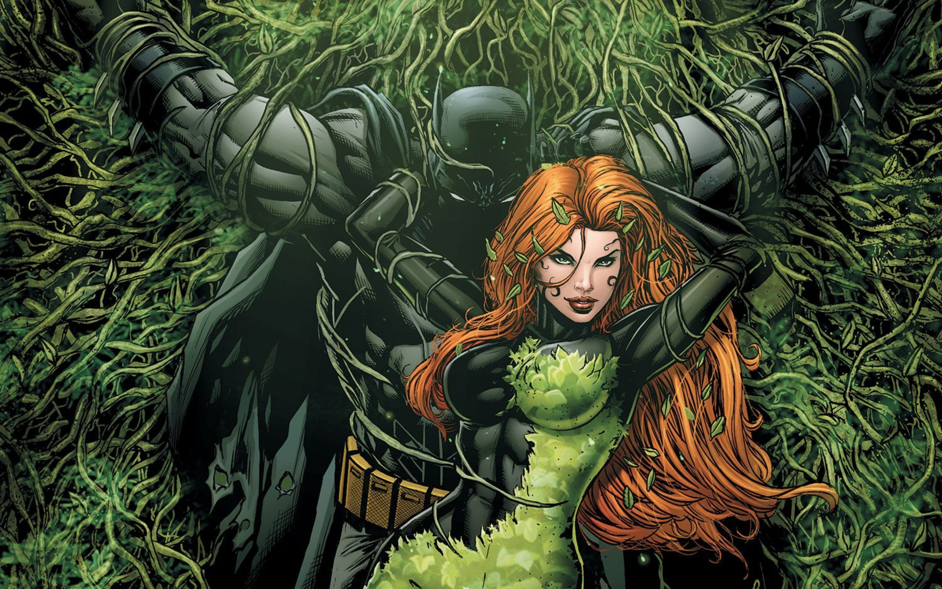 Batman Poison Ivy Wallpaper Allwallpaper In 9739 Pc En HD Wallpapers Download Free Images Wallpaper [1000image.com]