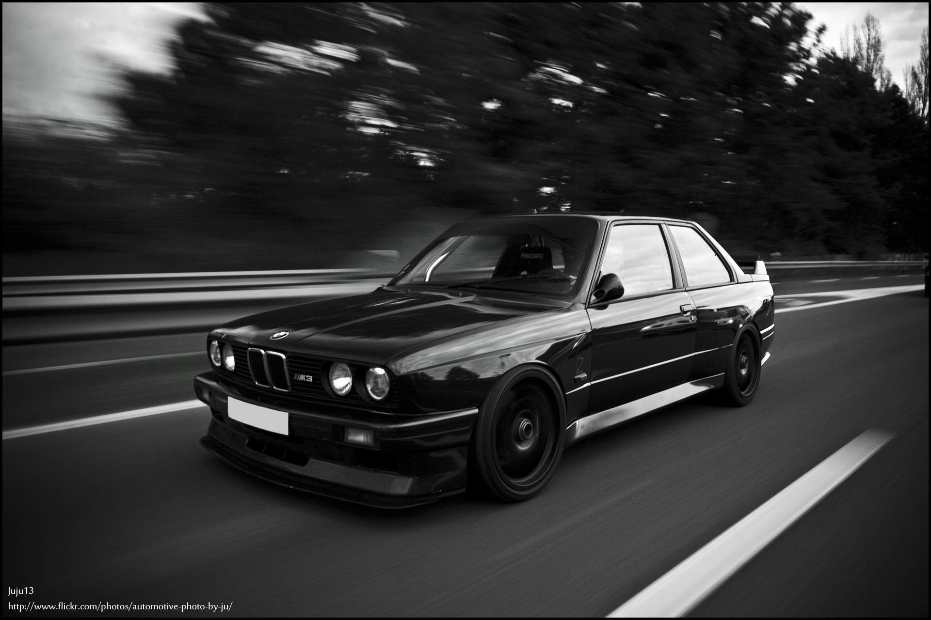 bmw e30 touring silhouette - photo #8