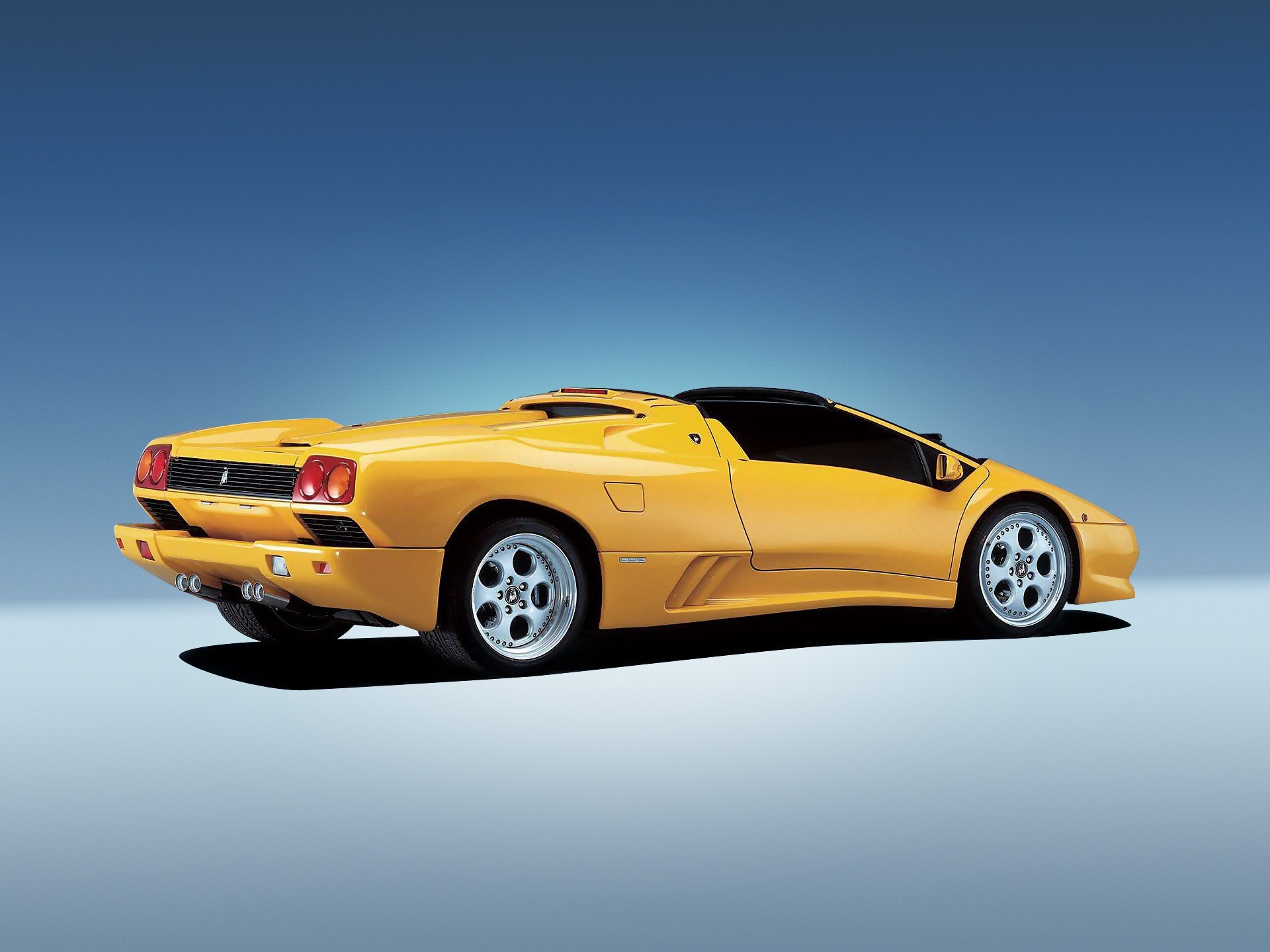 Lamborghini Diablo Roadster 1996 Wallpaper Allwallpaper In 1610