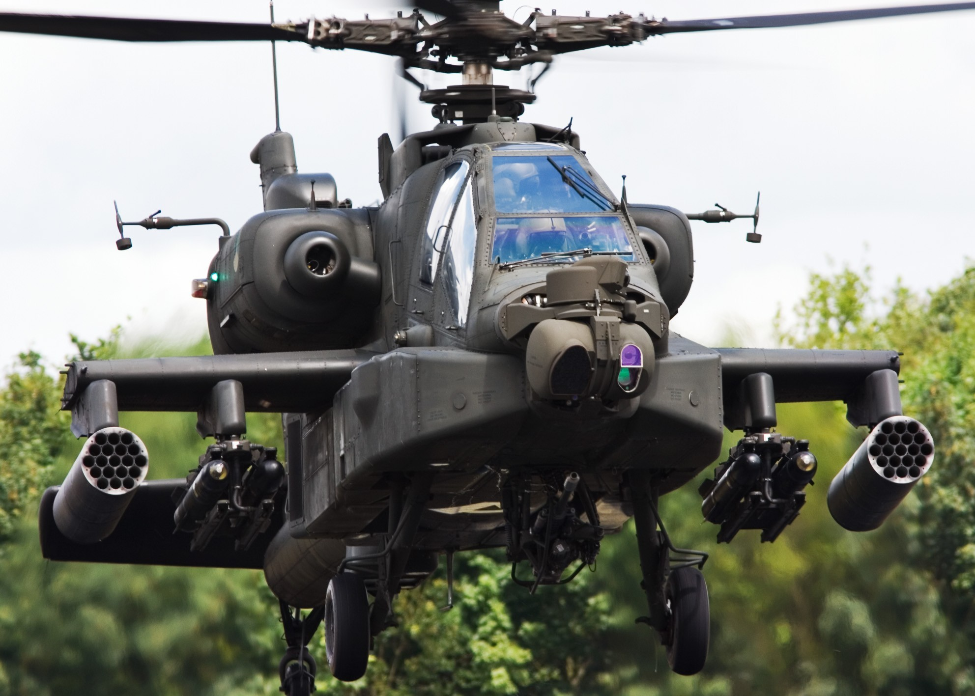 Army apache military helicopters chopper us ah-64 ...