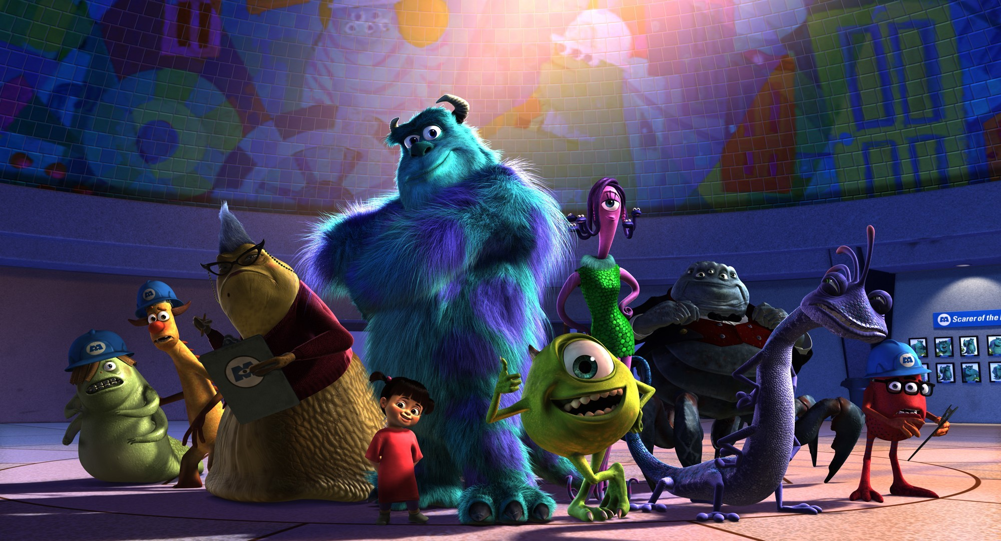 Backgrounds monsters university wallpaper allwallpaper 7620 backgrounds monsters university wallpaper voltagebd Images