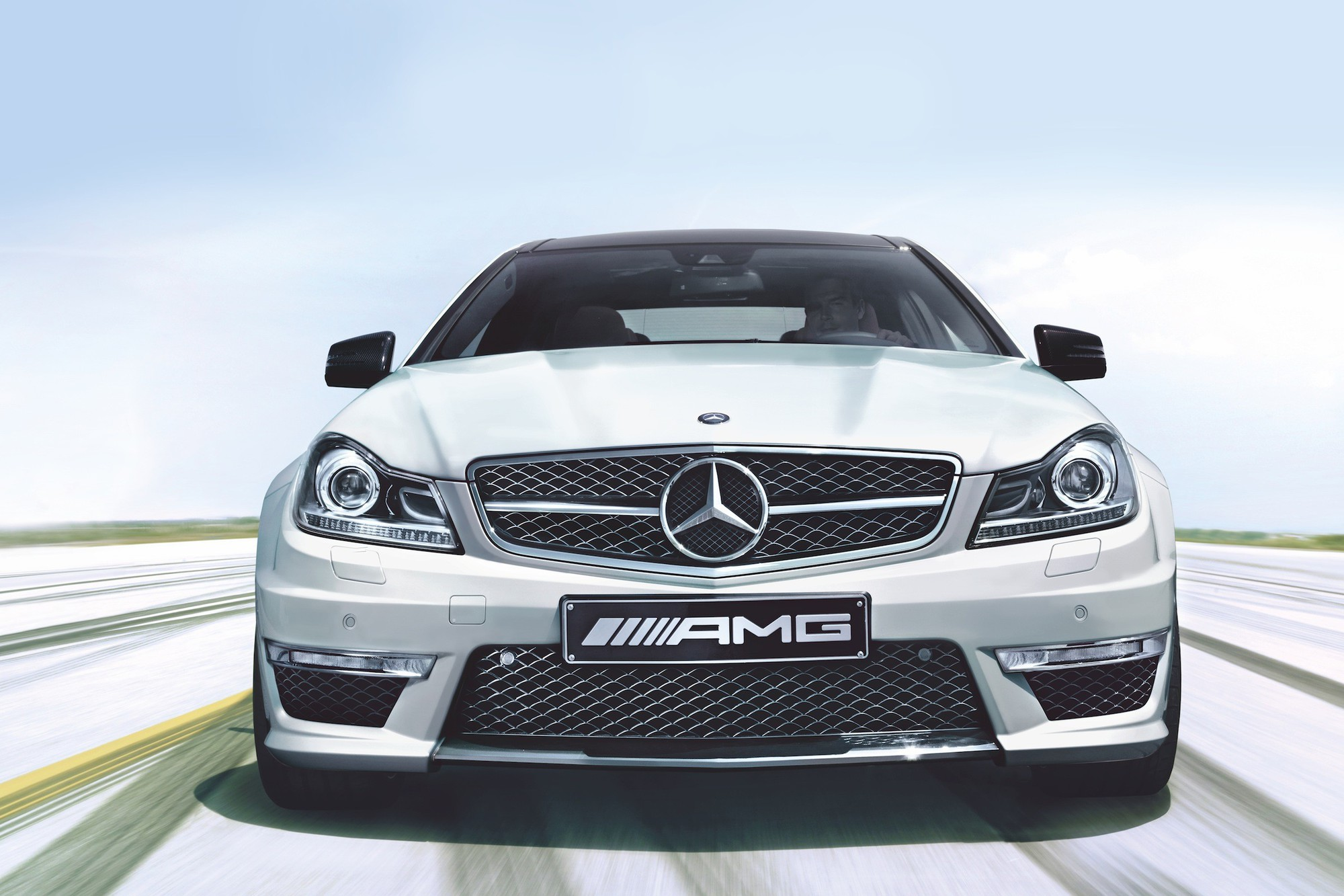 Cars mercedes benz c63 amg wallpaper for Mercedes benz all cars
