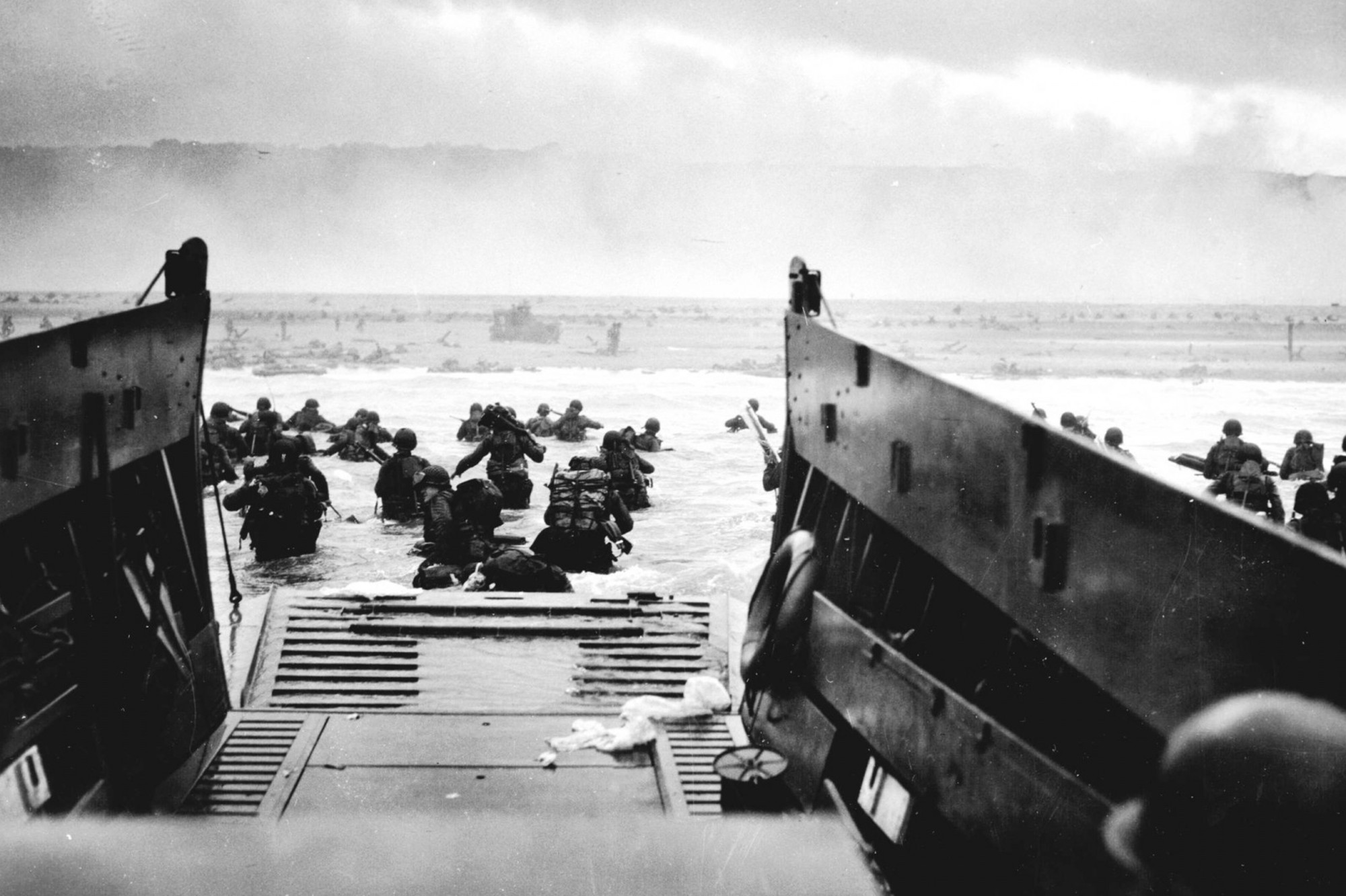 invasion of normandy Five facts you may not know about the normandy invasion: bloody a company for most the men of a company, 1st battalion, 116th infantry, normandy was their first taste of combat.