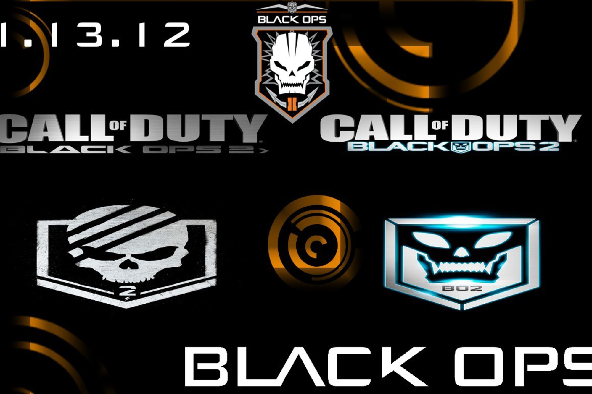 Call of duty treyarch black ops 2 wallpaper allwallpaper wallpaper resolutions biocorpaavc