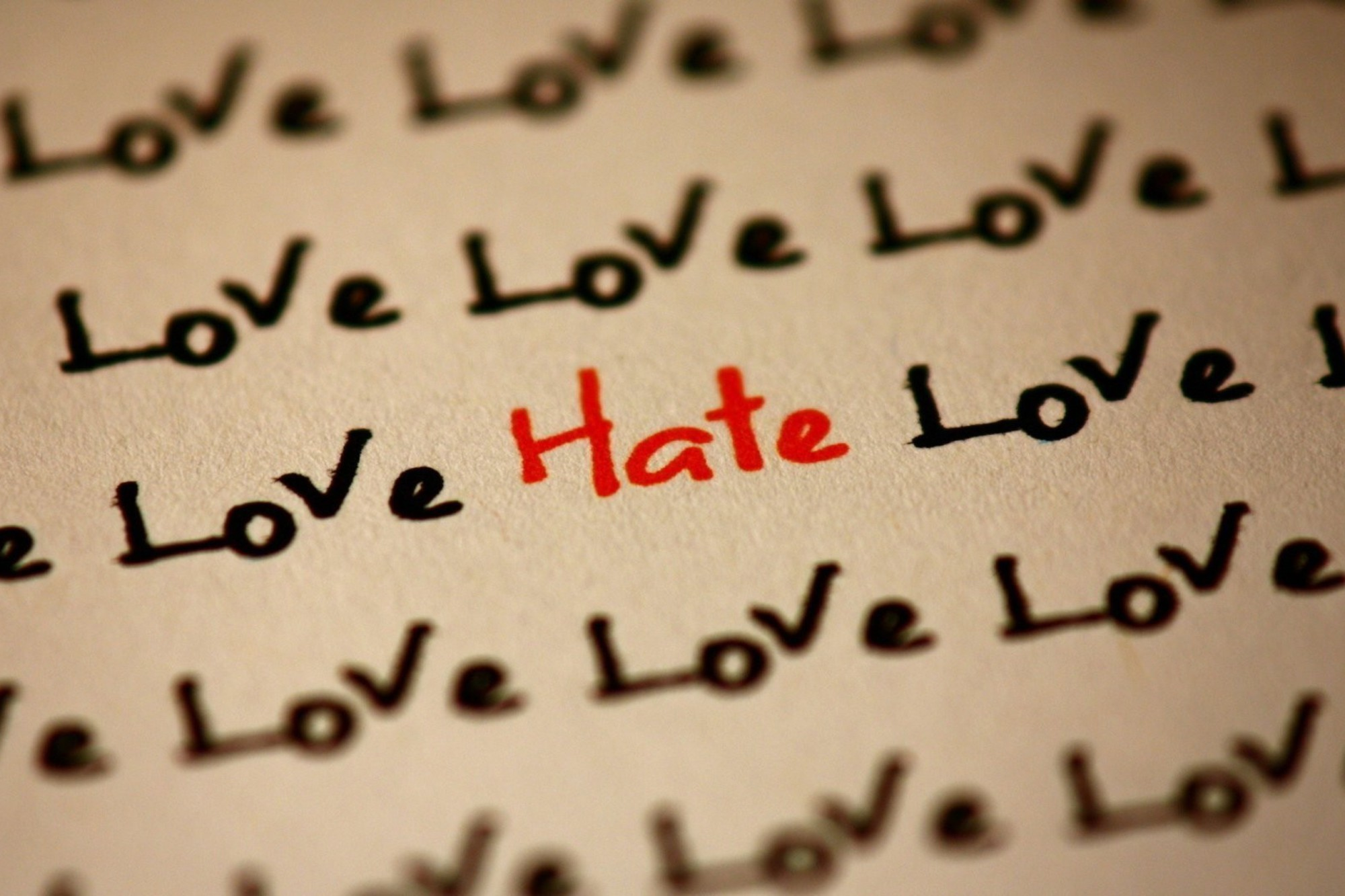 Hate Love Quotes Text Wallpaper Allwallpaperin 4494 Pc En