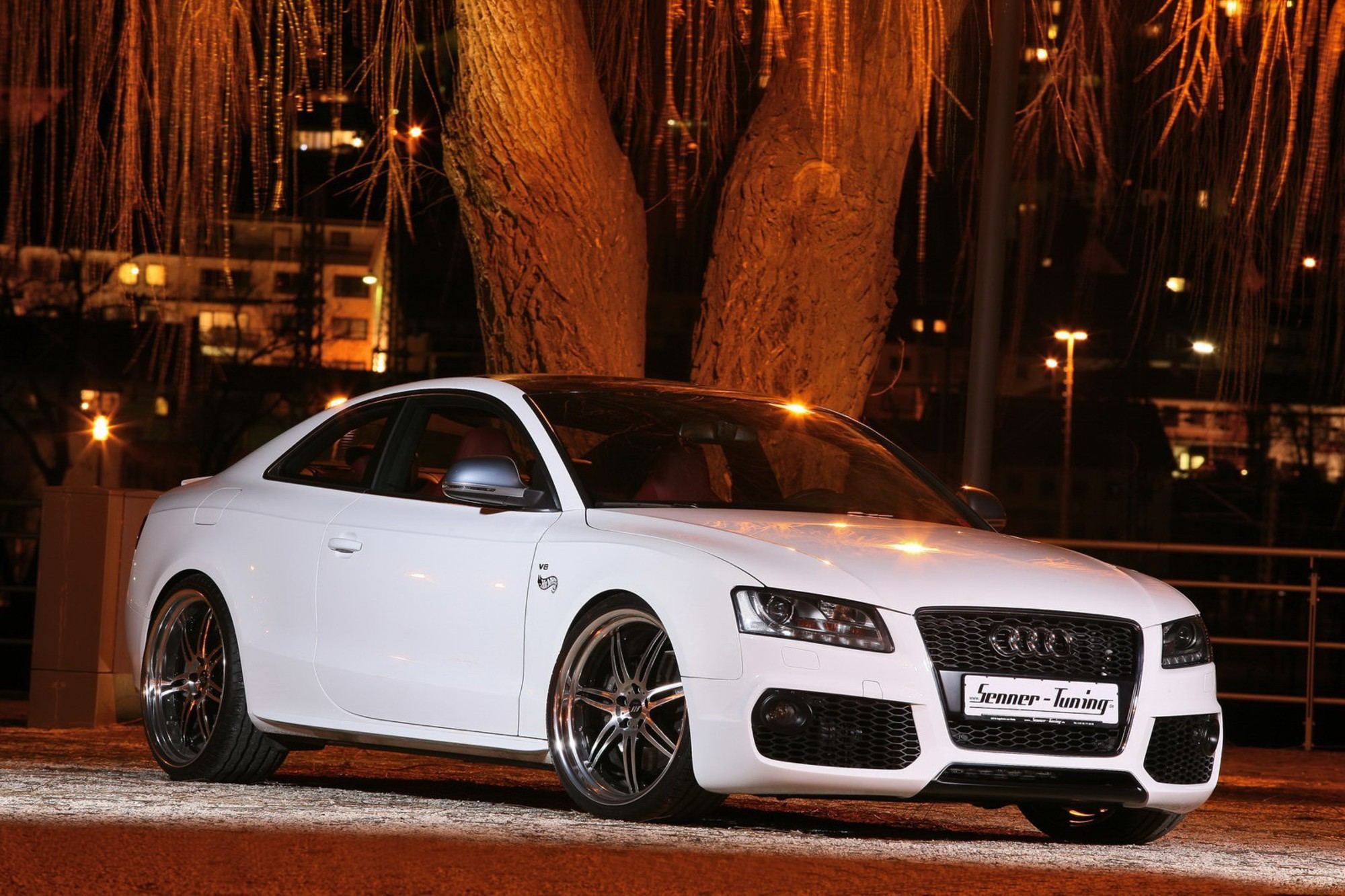 cars audi tuning white s5 wallpaper. Black Bedroom Furniture Sets. Home Design Ideas