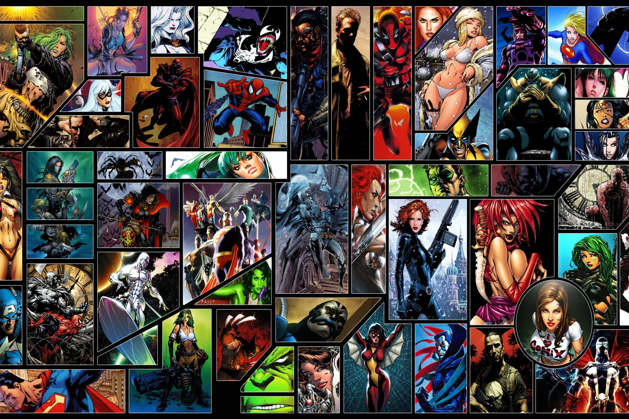 Dc Comics Superheroes Marvel Wallpaper Allwallpaper In 9030 Pc En