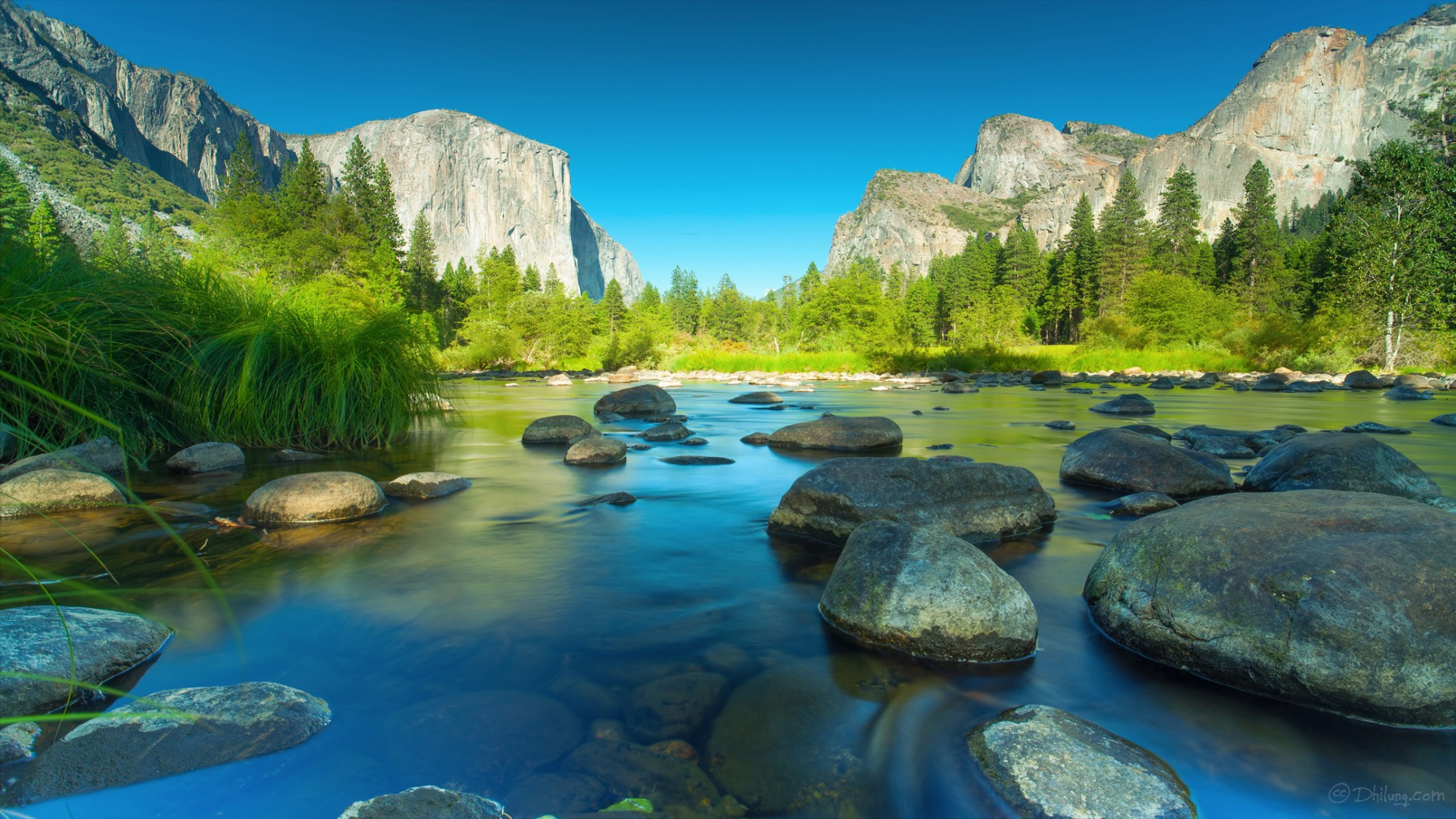 Yosemite nature wallpaper | AllWallpaper.in #7046 | PC | en