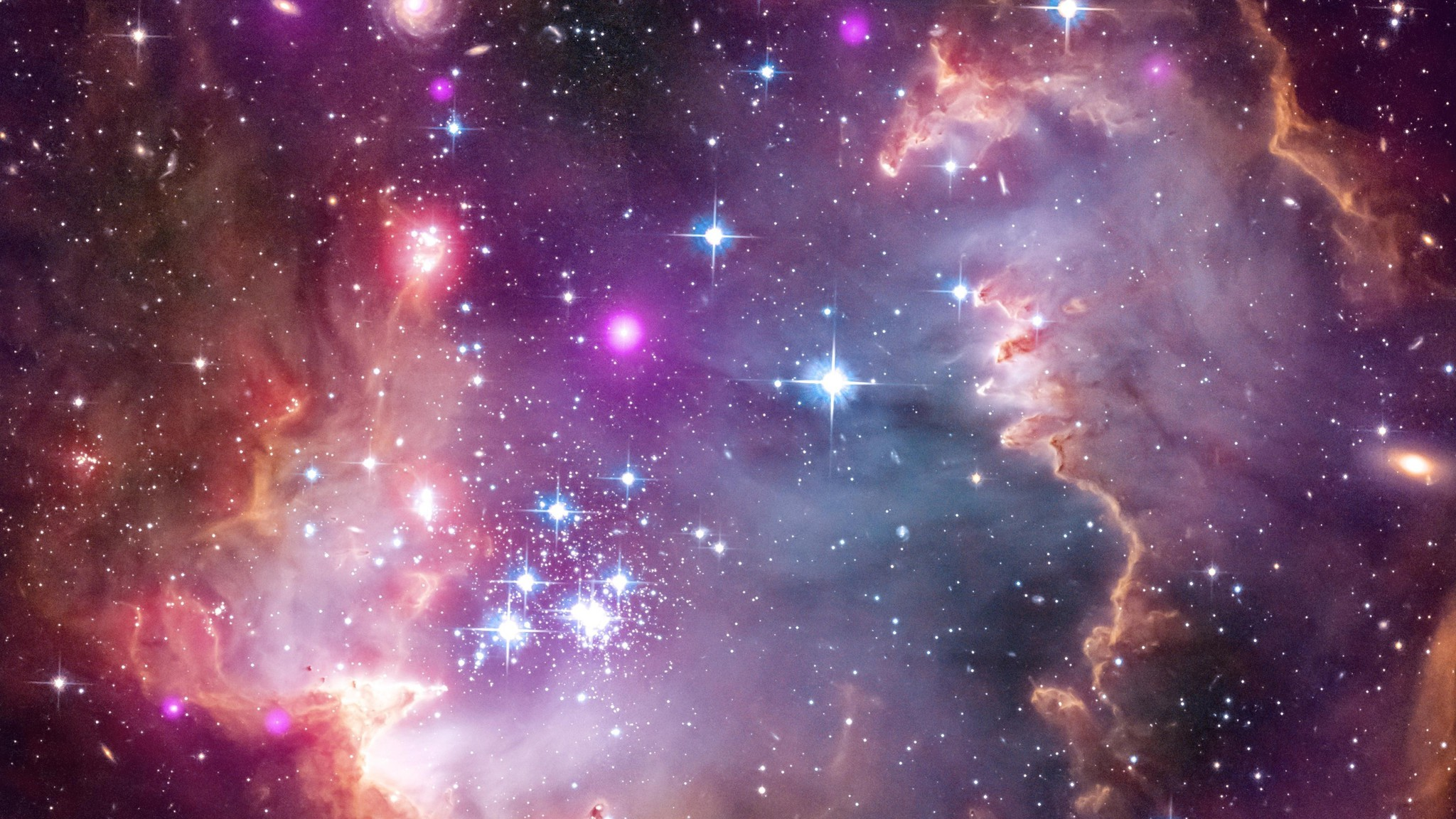 Outer space wallpaper 10740 pc en for Outer space design wallpaper