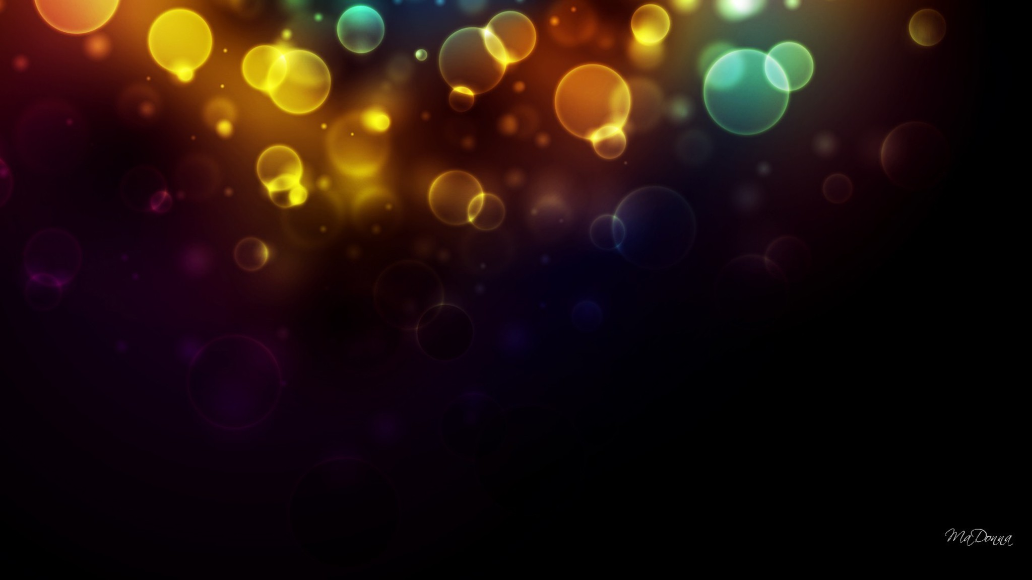all hd wallpaper bokeh - photo #12