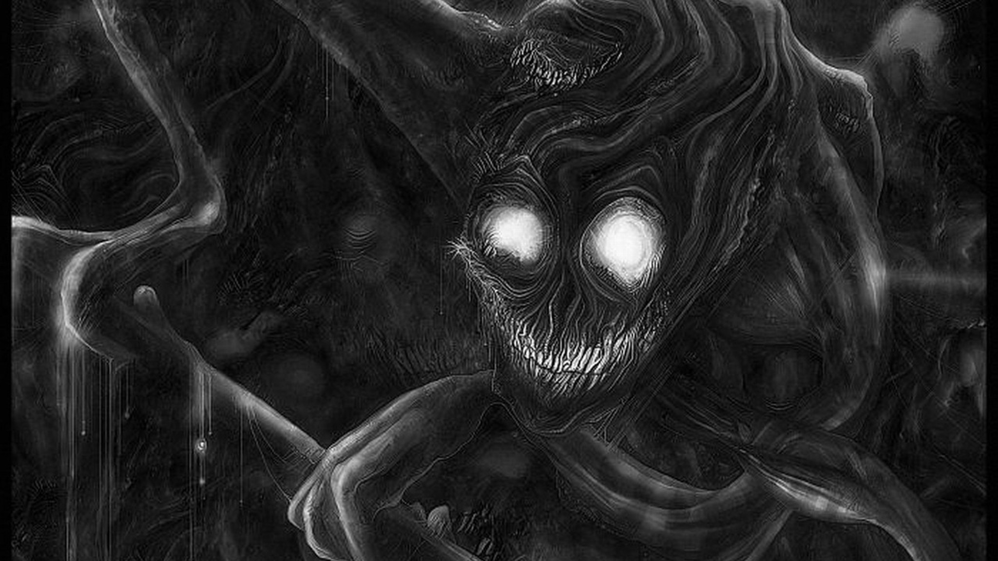 Wallpapers Download Latest Scary Background Free Download: AllWallpaper.in #12435