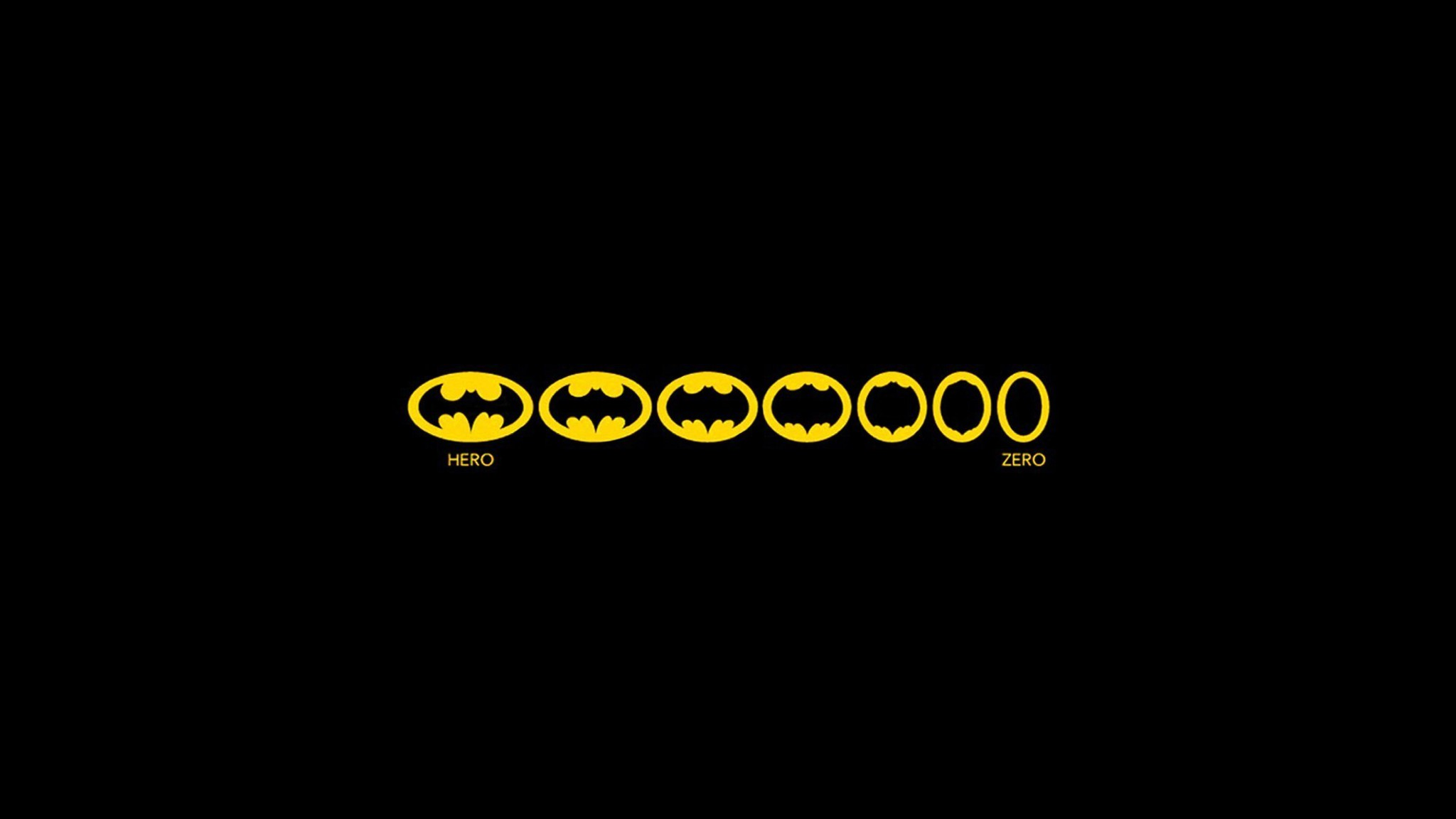 Batman Black Background Funny Icons Logos Wallpaper Allwallpaper